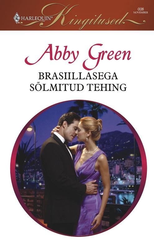 ABBY GREEN Brasiillasega sõlmitud tehing maggie rogers