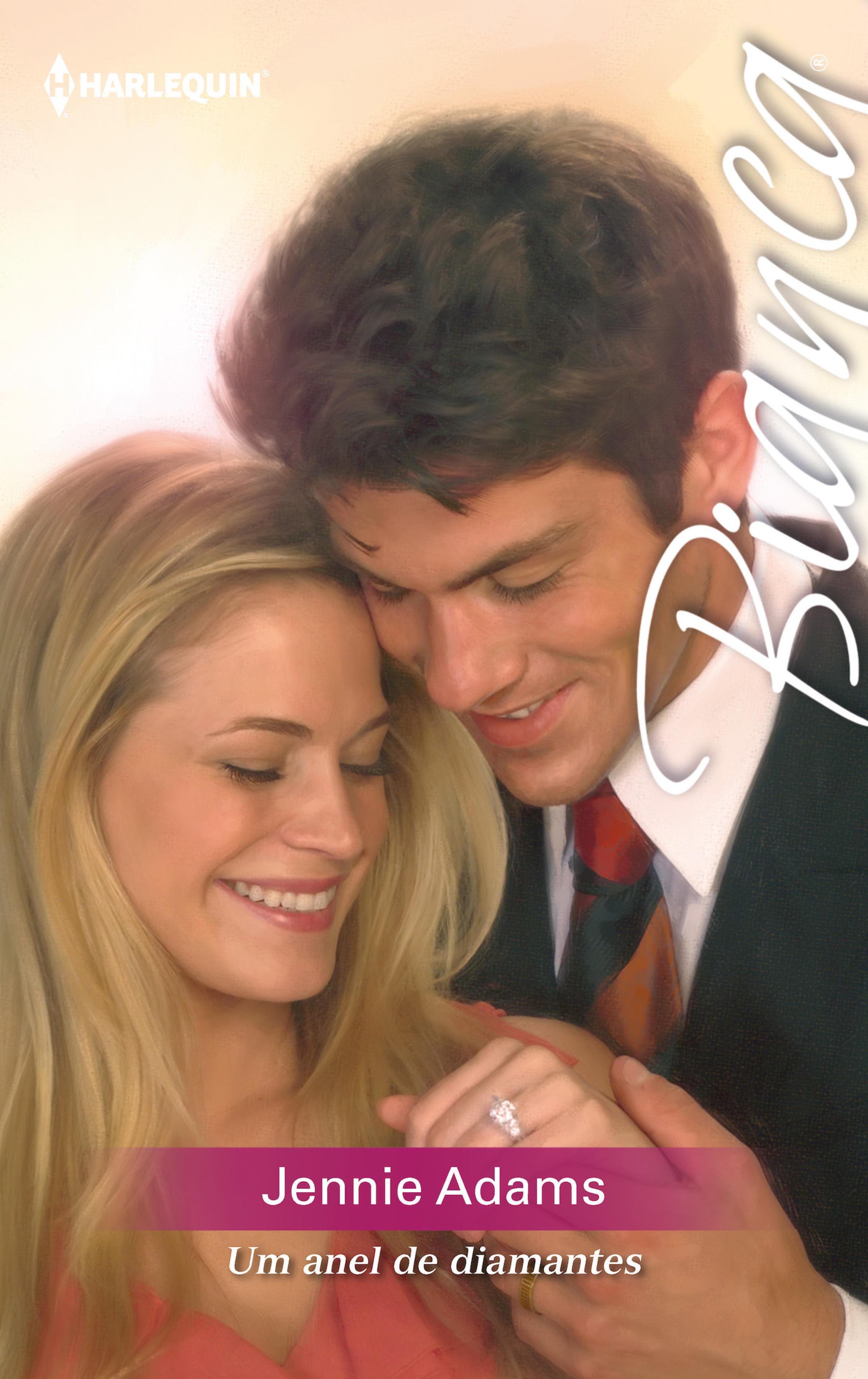 Jennie Adams Um anel de diamantes jennie adams the boss s convenient bride