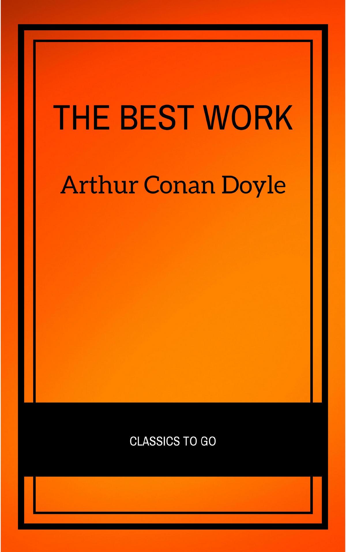 arthur conan doyle the best works