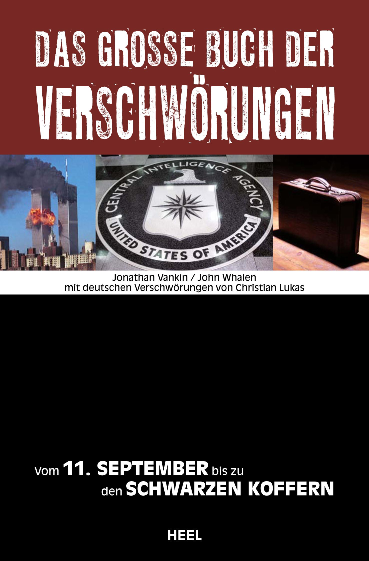 цена John Whalen Das große Buch der Verschwörungen онлайн в 2017 году