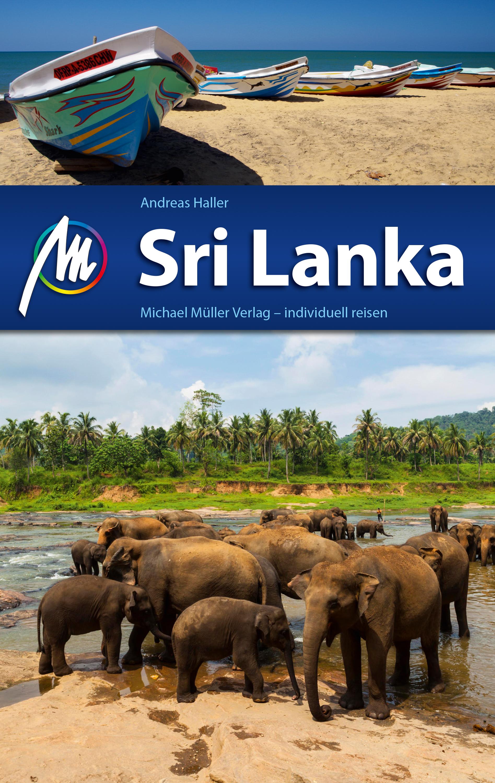 цена Andreas Haller Sri Lanka Reiseführer Michael Müller Verlag