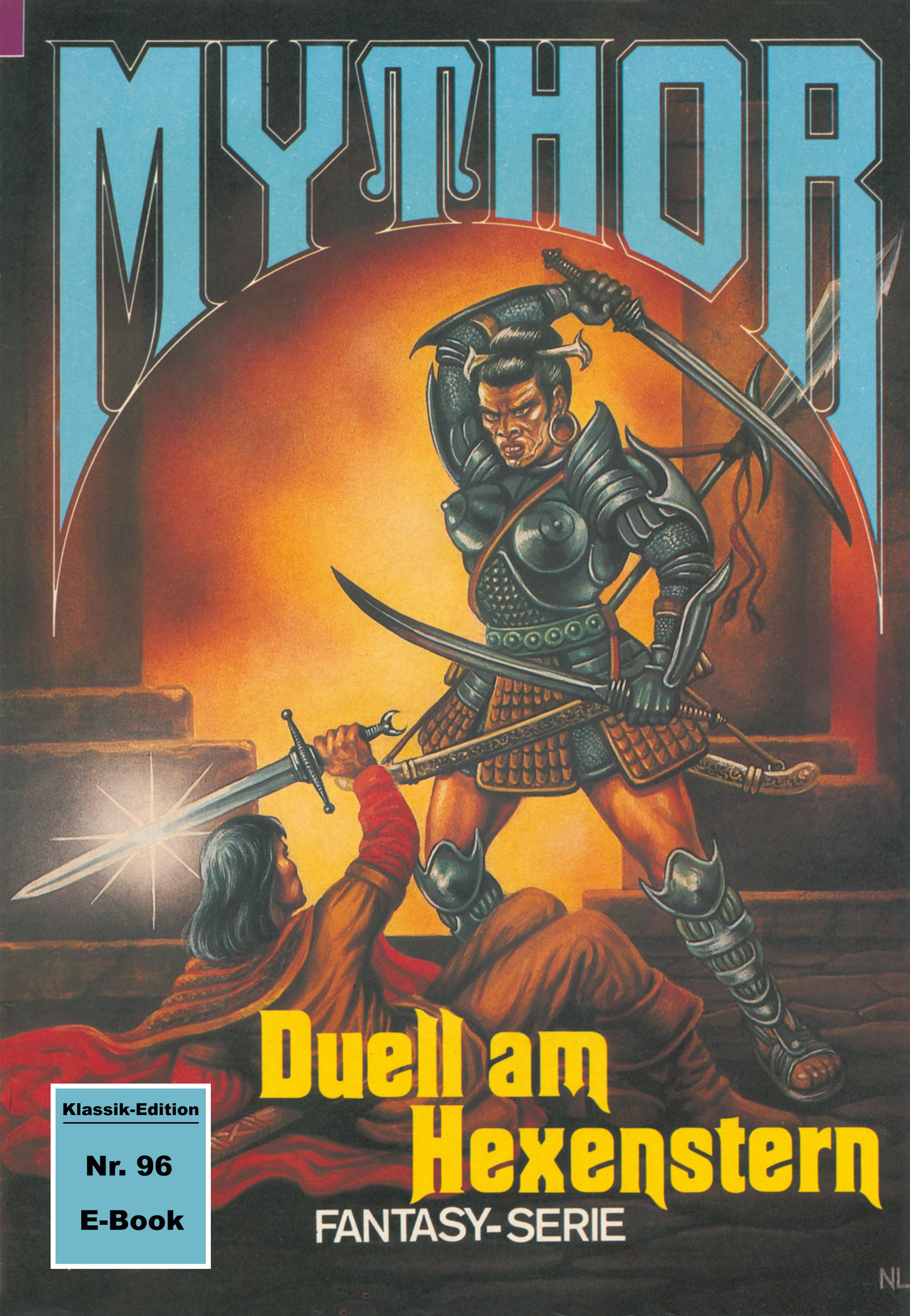 Hubert Haensel Mythor 96: Duell am Hexenstern hubert haensel mythor 114 traumlawine