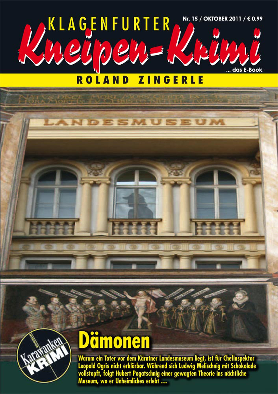 Roland Zingerle Dämonen недорого