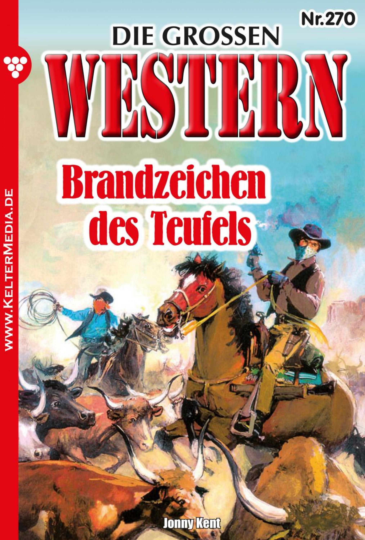 Jonny Kent Die großen Western 270 joe juhnke die großen western 179