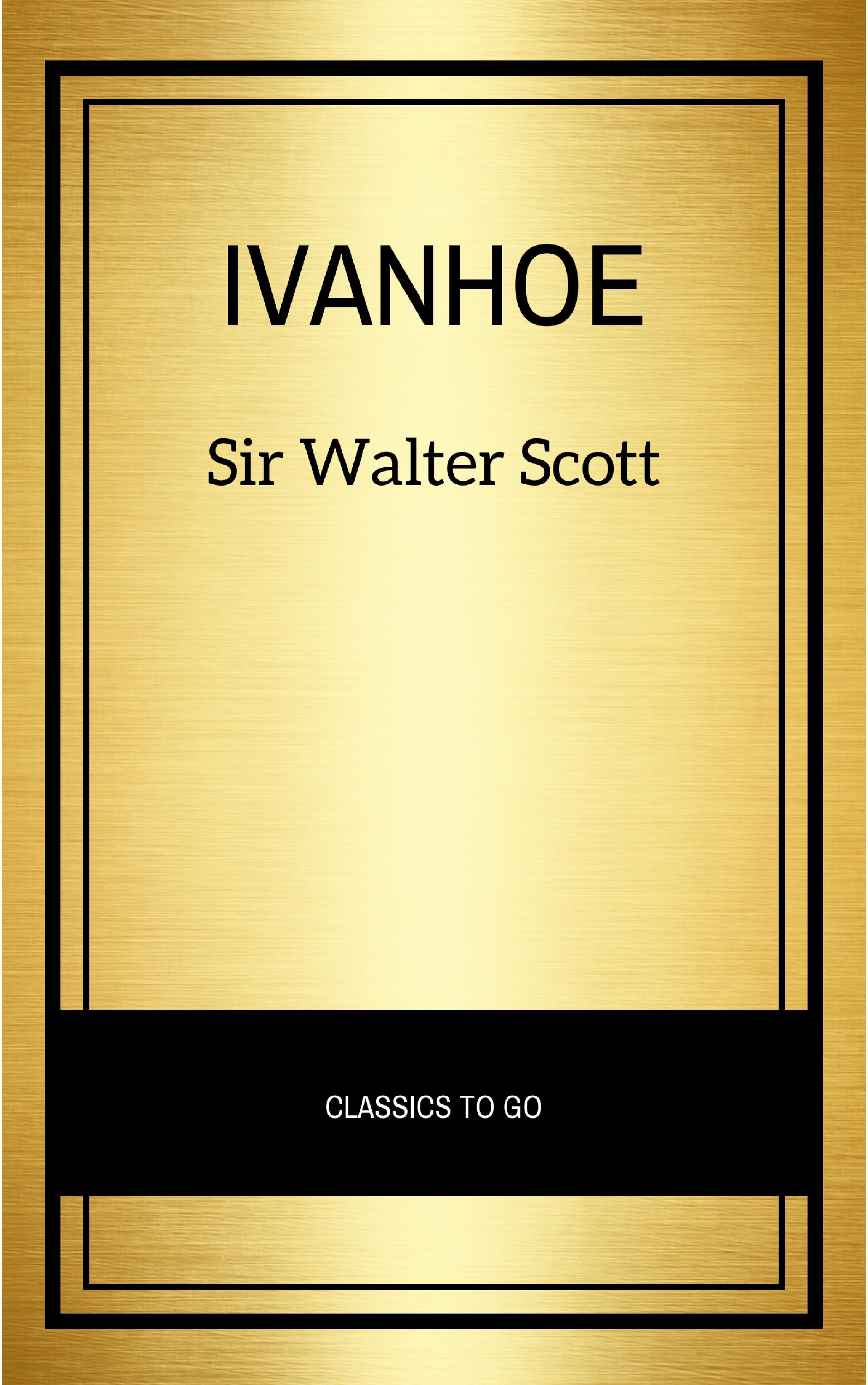Вальтер Скотт Ivanhoe (German Edition)