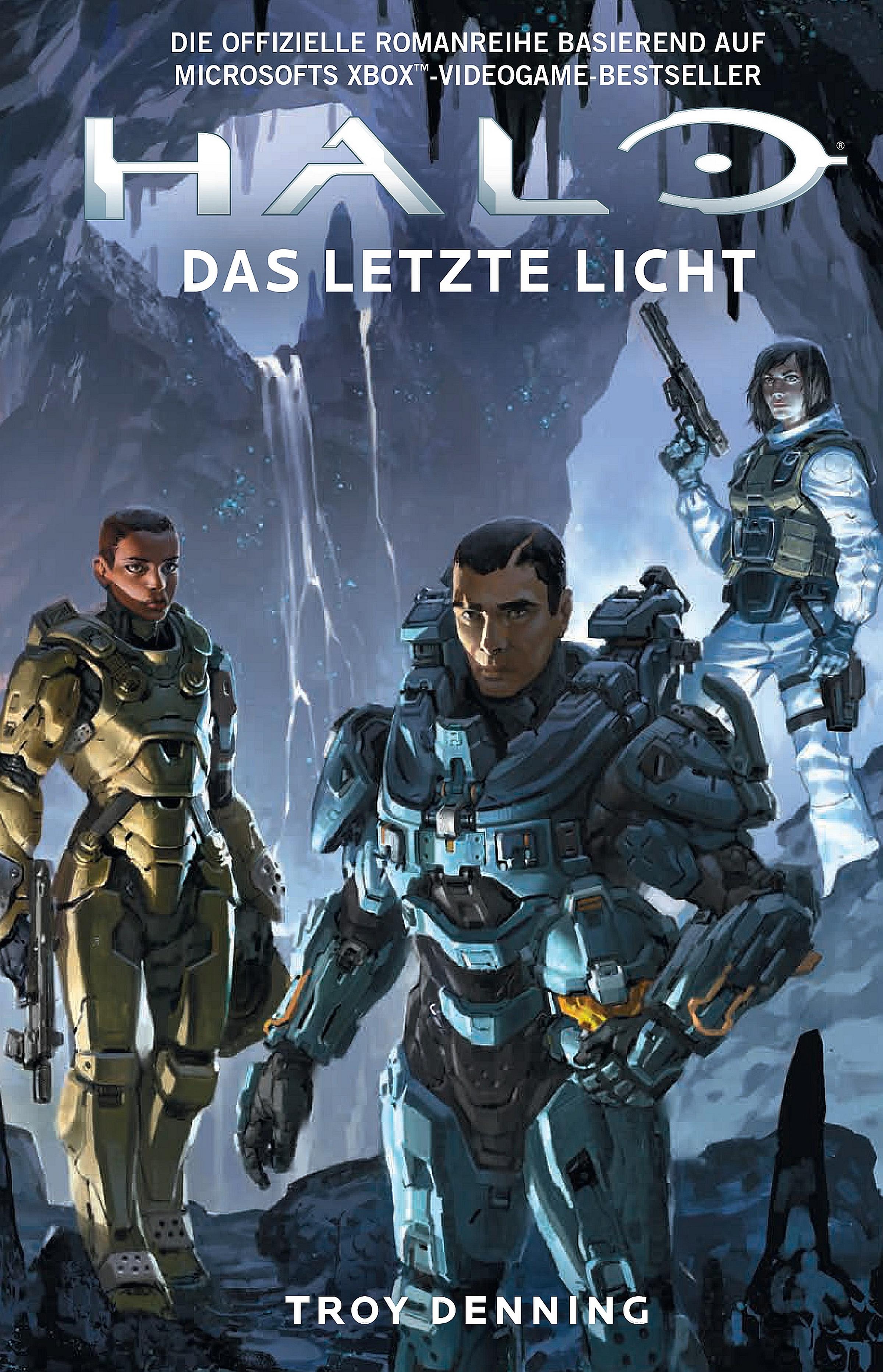 Troy Denning Halo: Das letzte Licht c graupner das ewige licht geht da herein gwv 1107 47