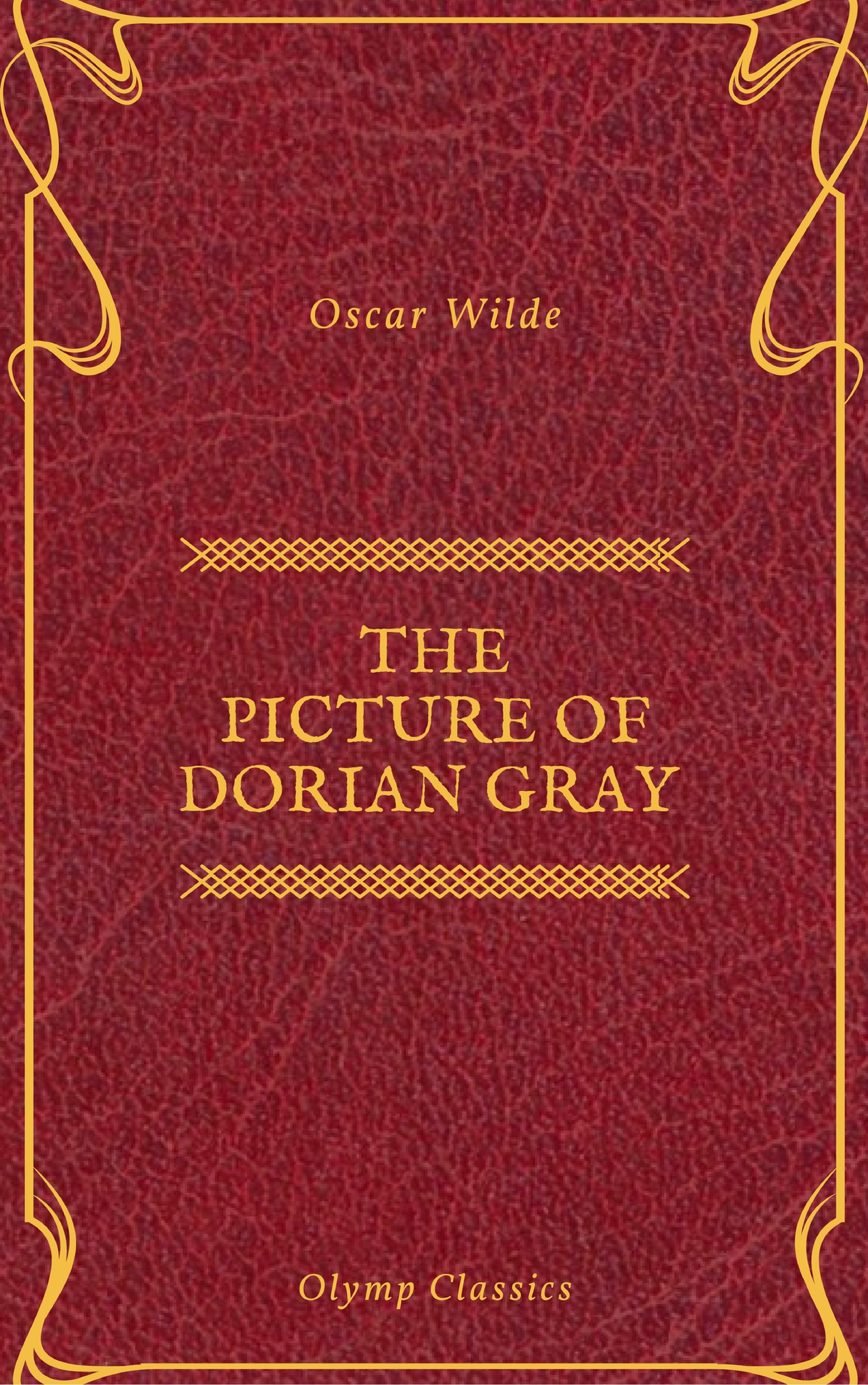 the picture of dorian gray olymp classics