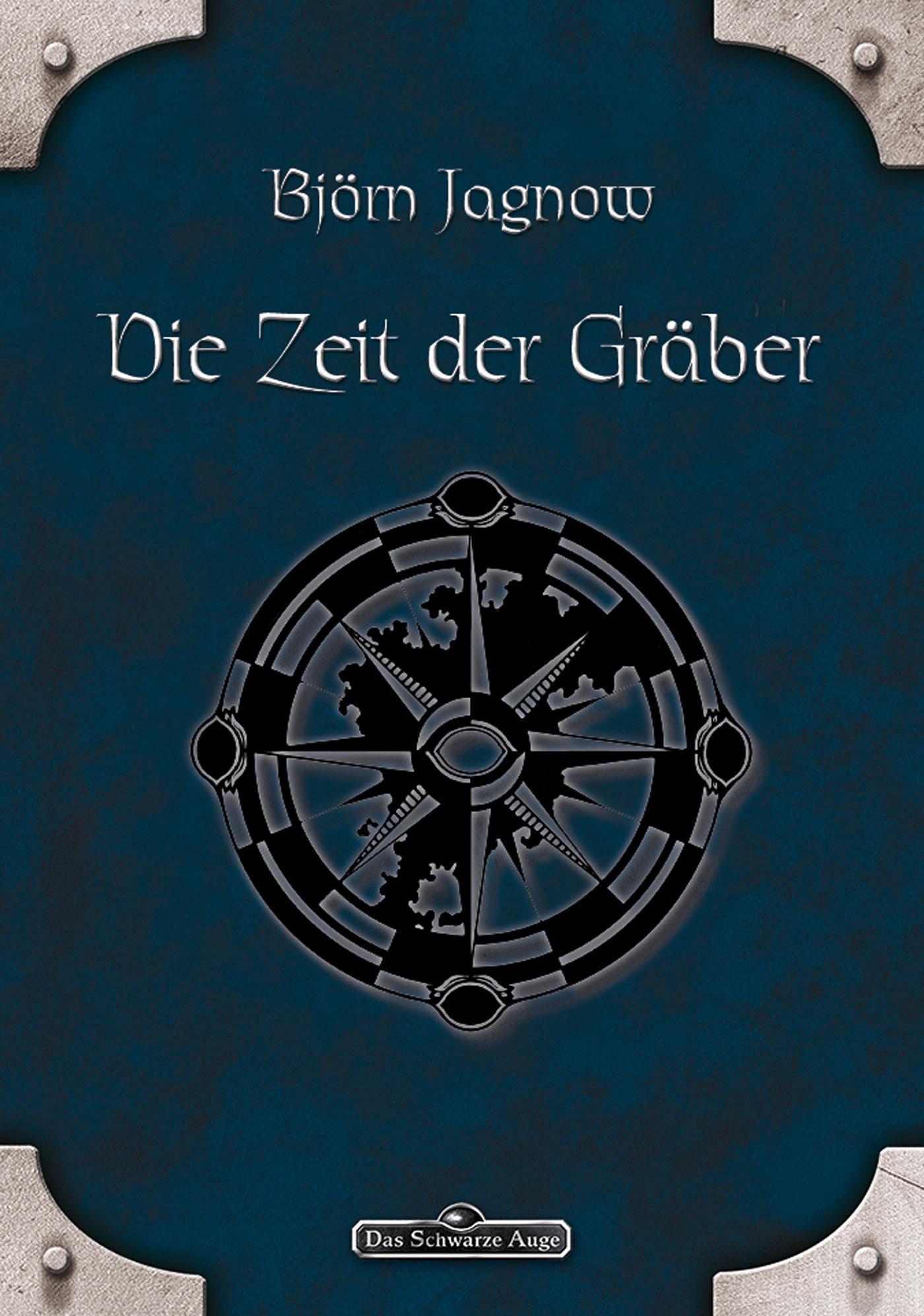 Bjorn Jagnow DSA 3: Die Zeit der Gräber