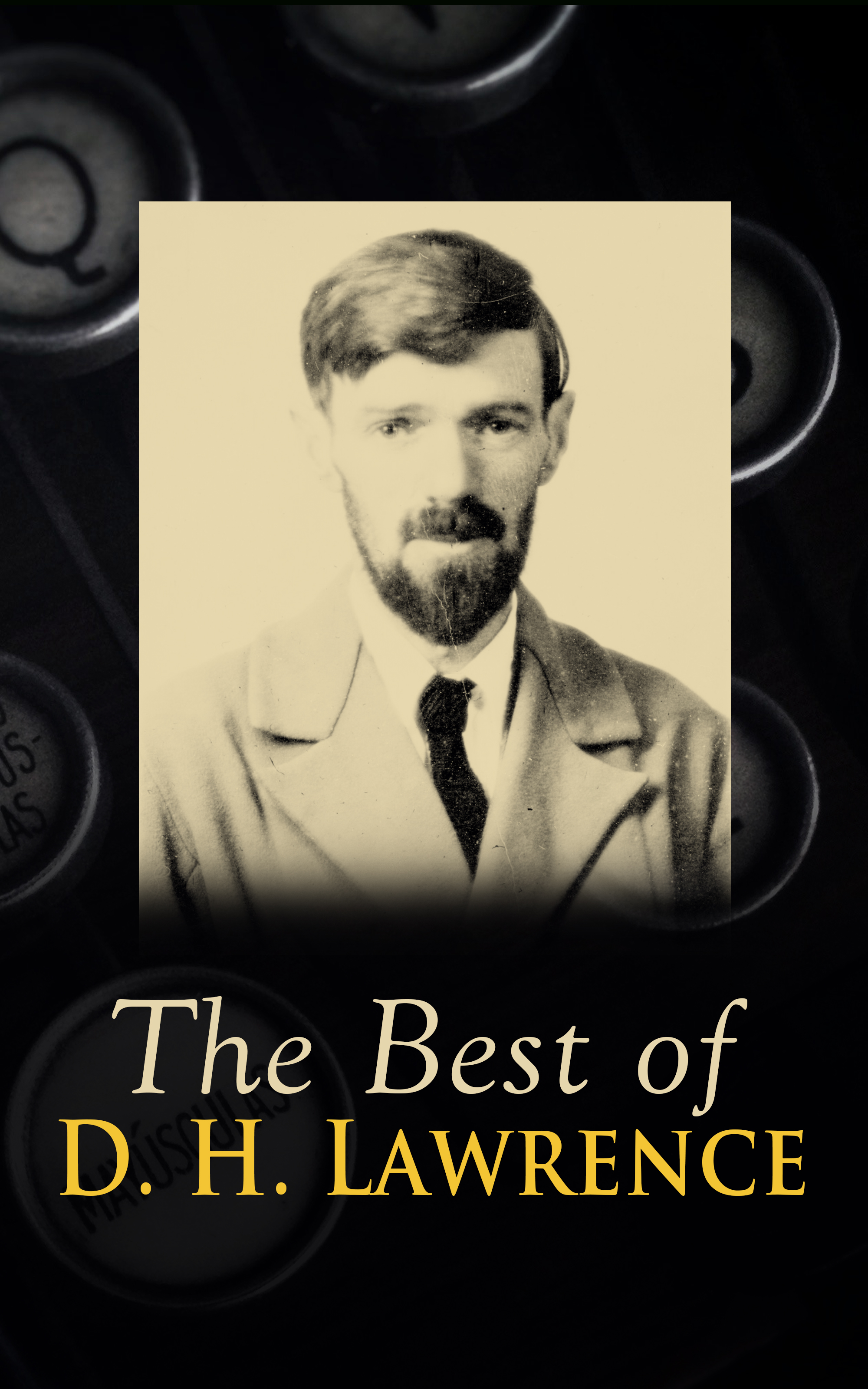 D. H. Lawrence The Best of D. H. Lawrence carmine rapisarda d h lawrence in sicily