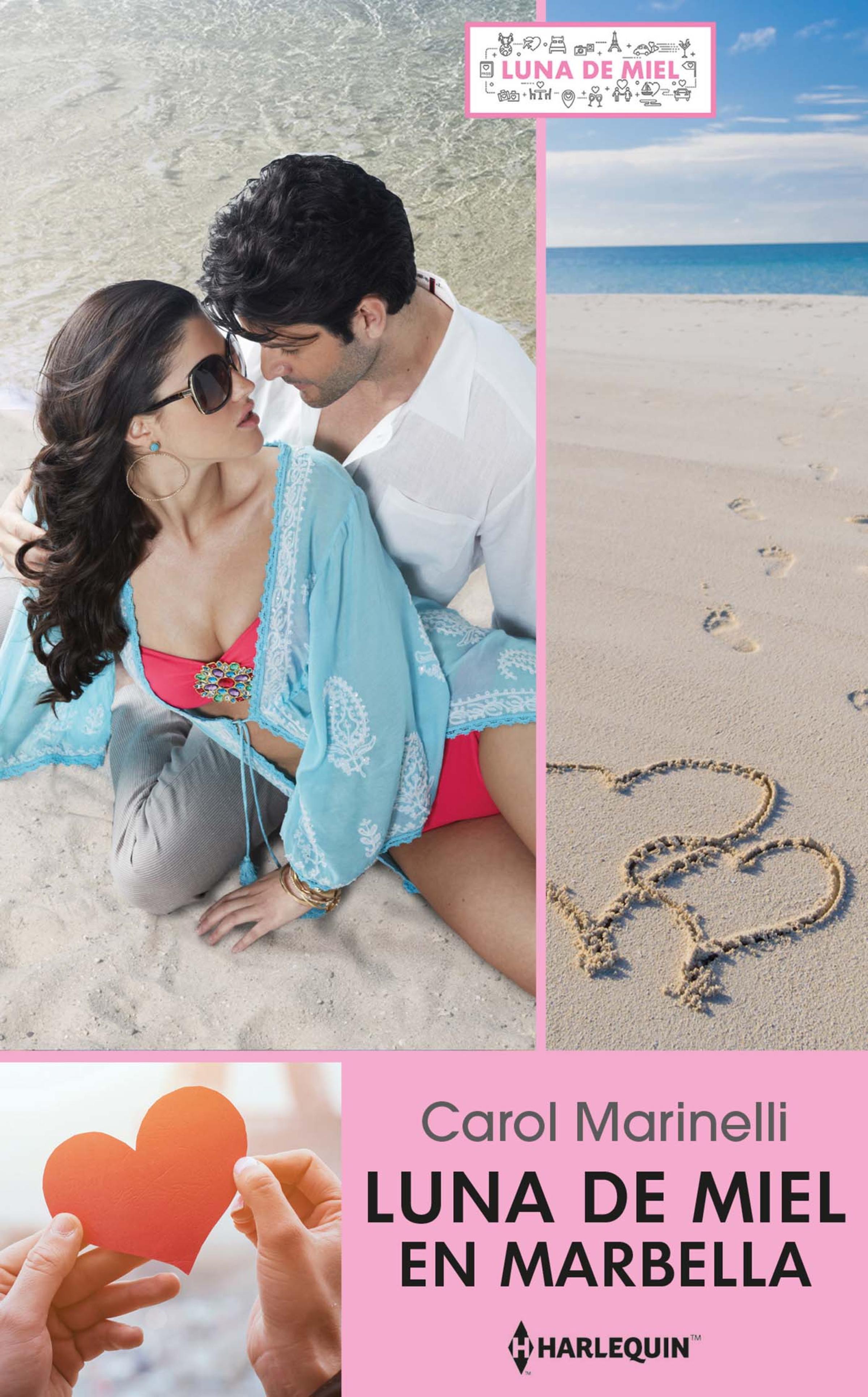 Carol Marinelli Luna de miel en Marbella недорого