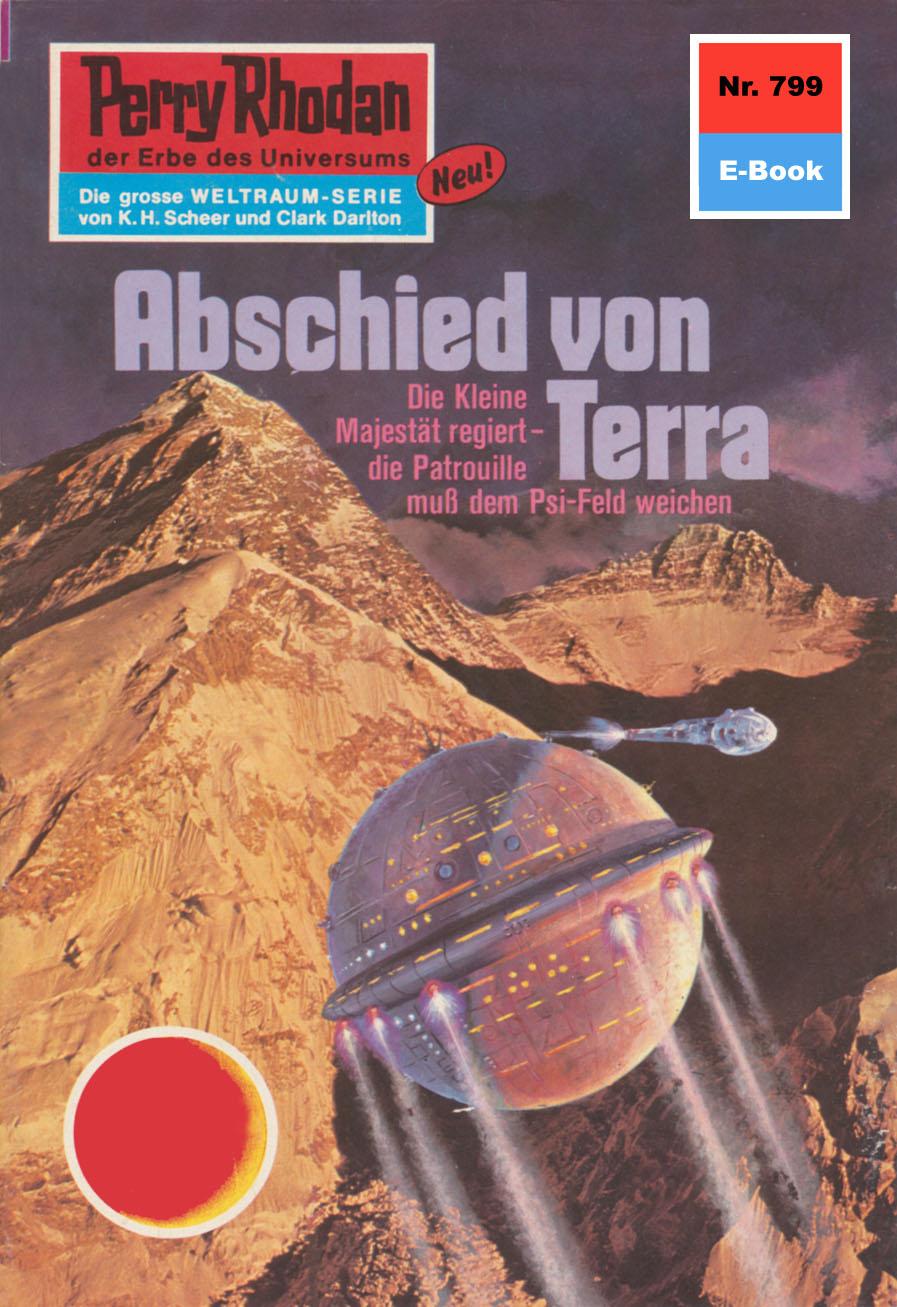 цена Kurt Mahr Perry Rhodan 799: Abschied von Terra