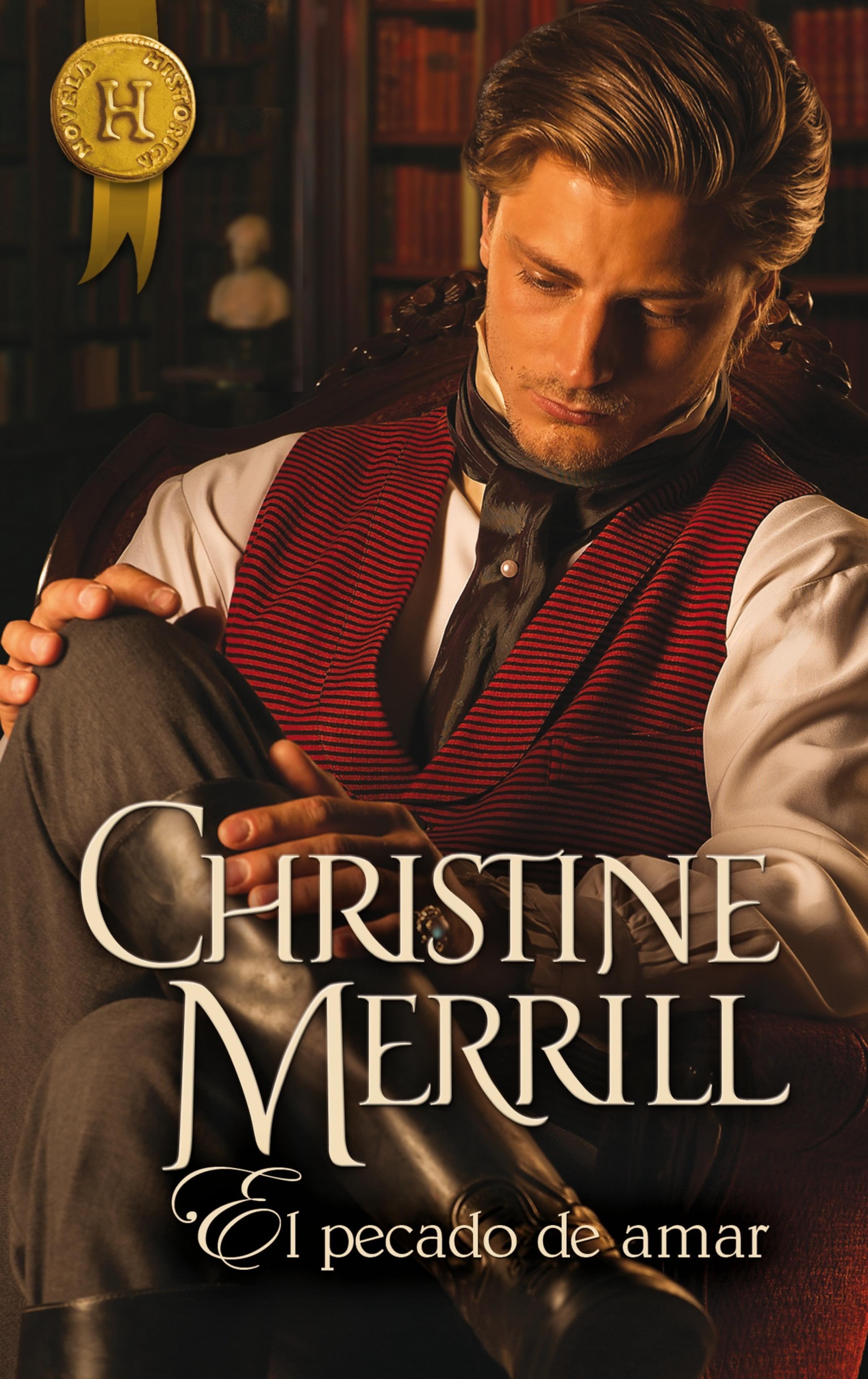 Christine Merrill El pecado de amar christine merrill the mistletoe wager
