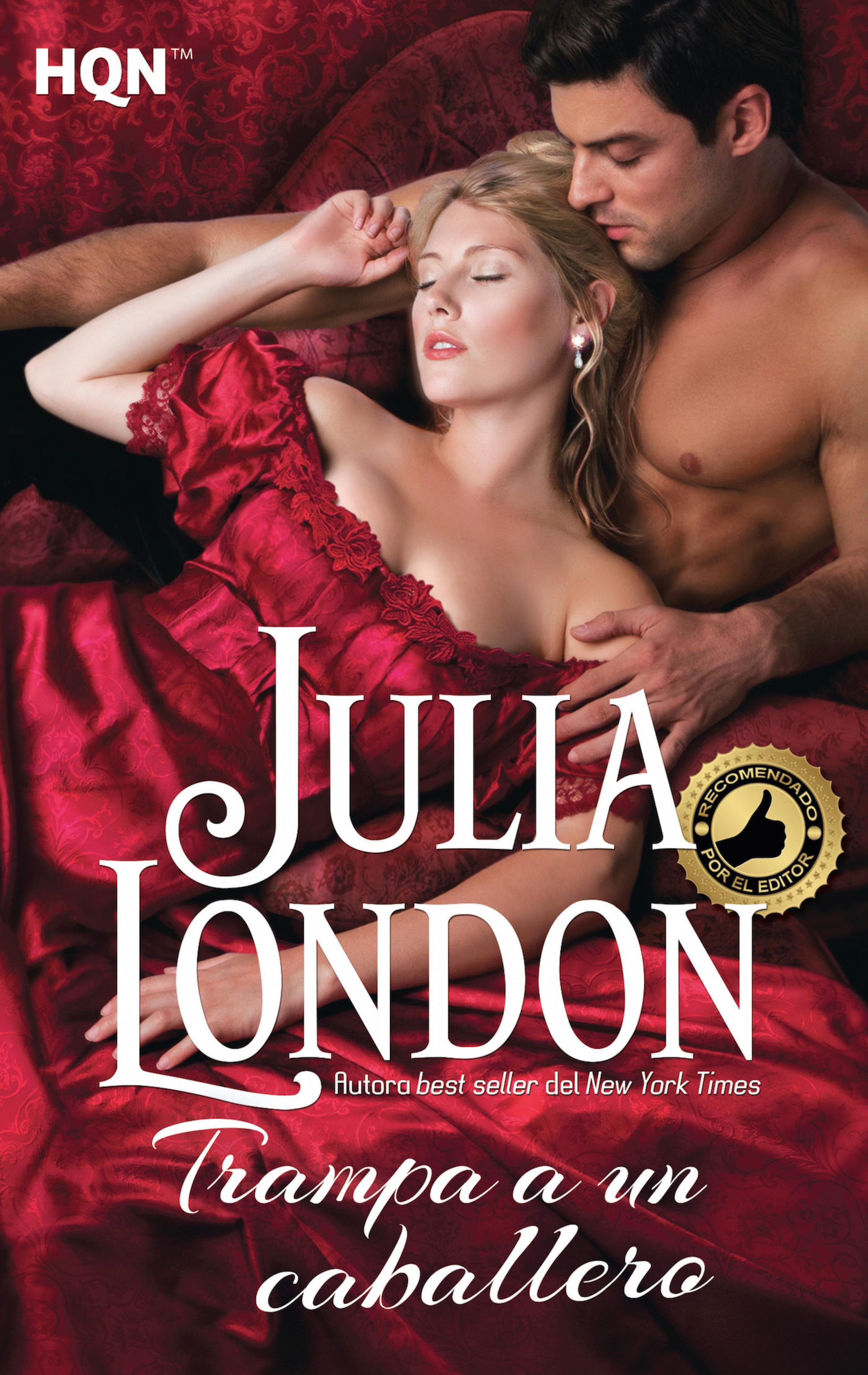 Julia London Trampa a un caballero julia london uwieść lorda