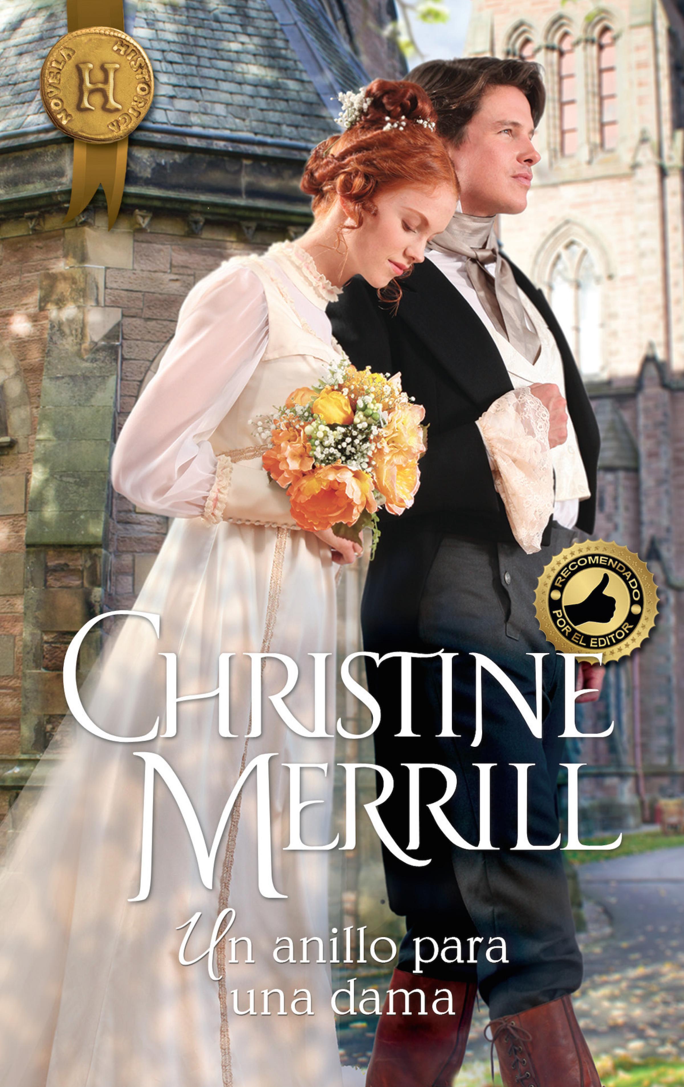 Christine Merrill Un anillo para una dama christine merrill the mistletoe wager