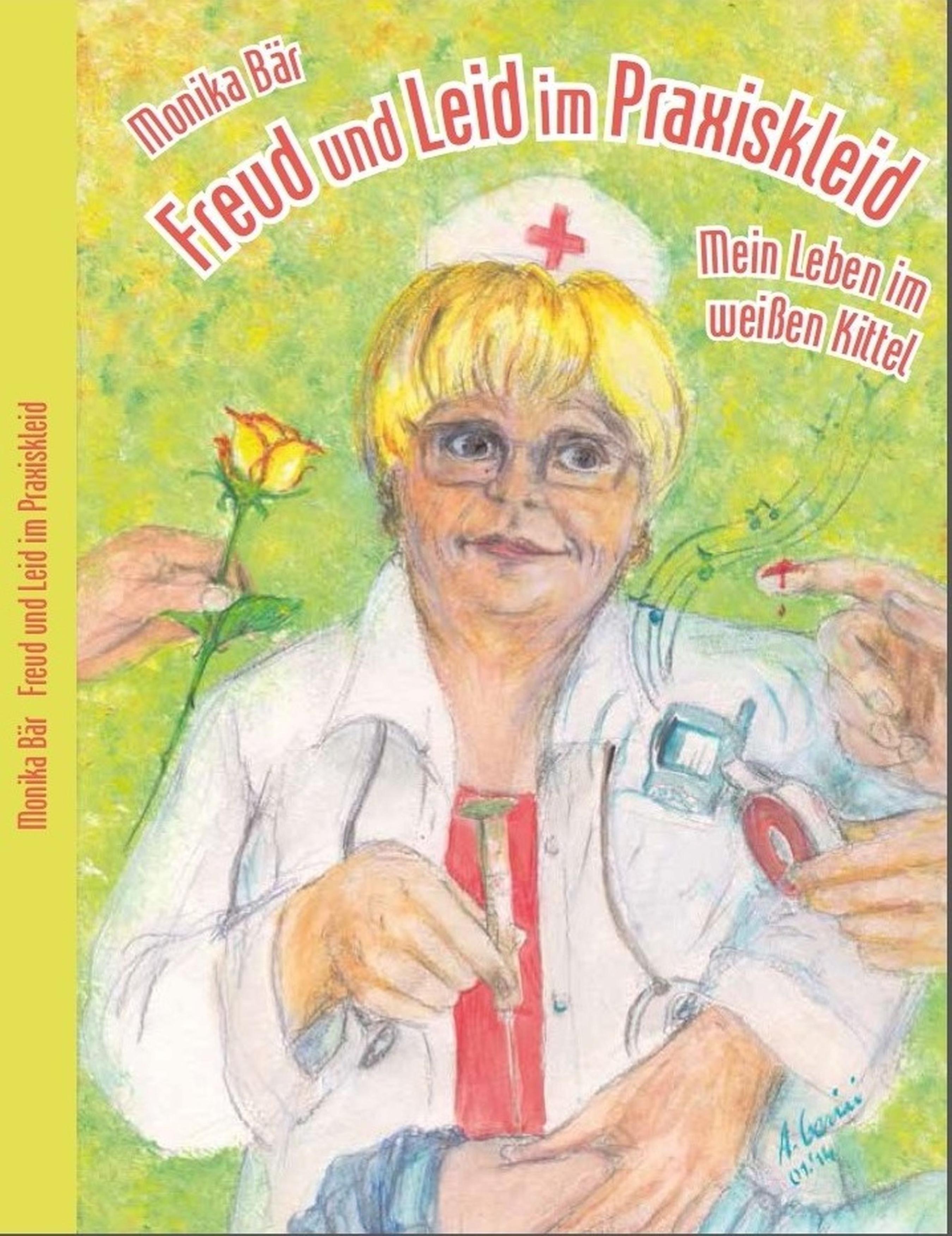 Monika Bar Freud und Leid im Praxiskleid цена
