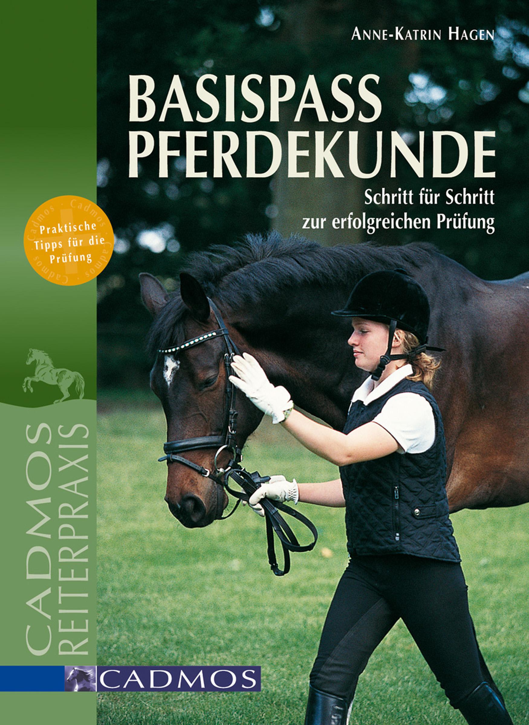 Anne-Katrin Hagen Basispass Pferdekunde anne katrin hagen kleines und großes hufeisen