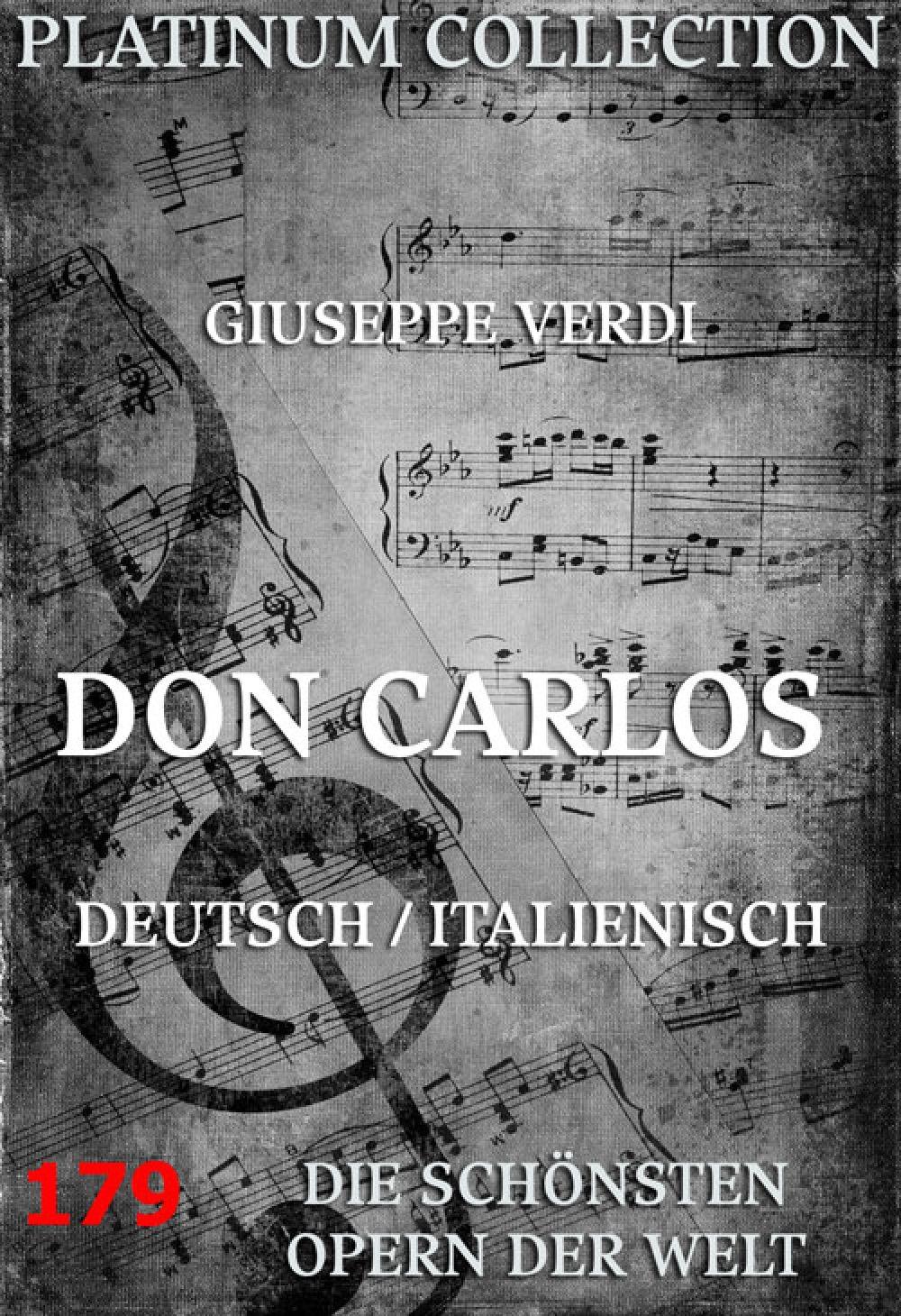 Giuseppe Verdi Don Carlos