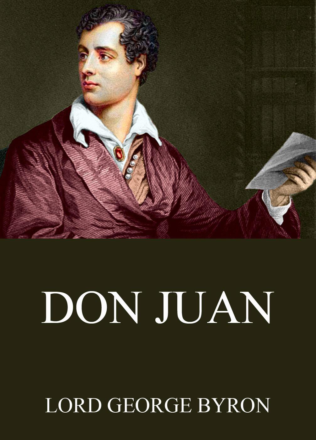 George Byron Don Juan adolph schaden der deutsche don juan