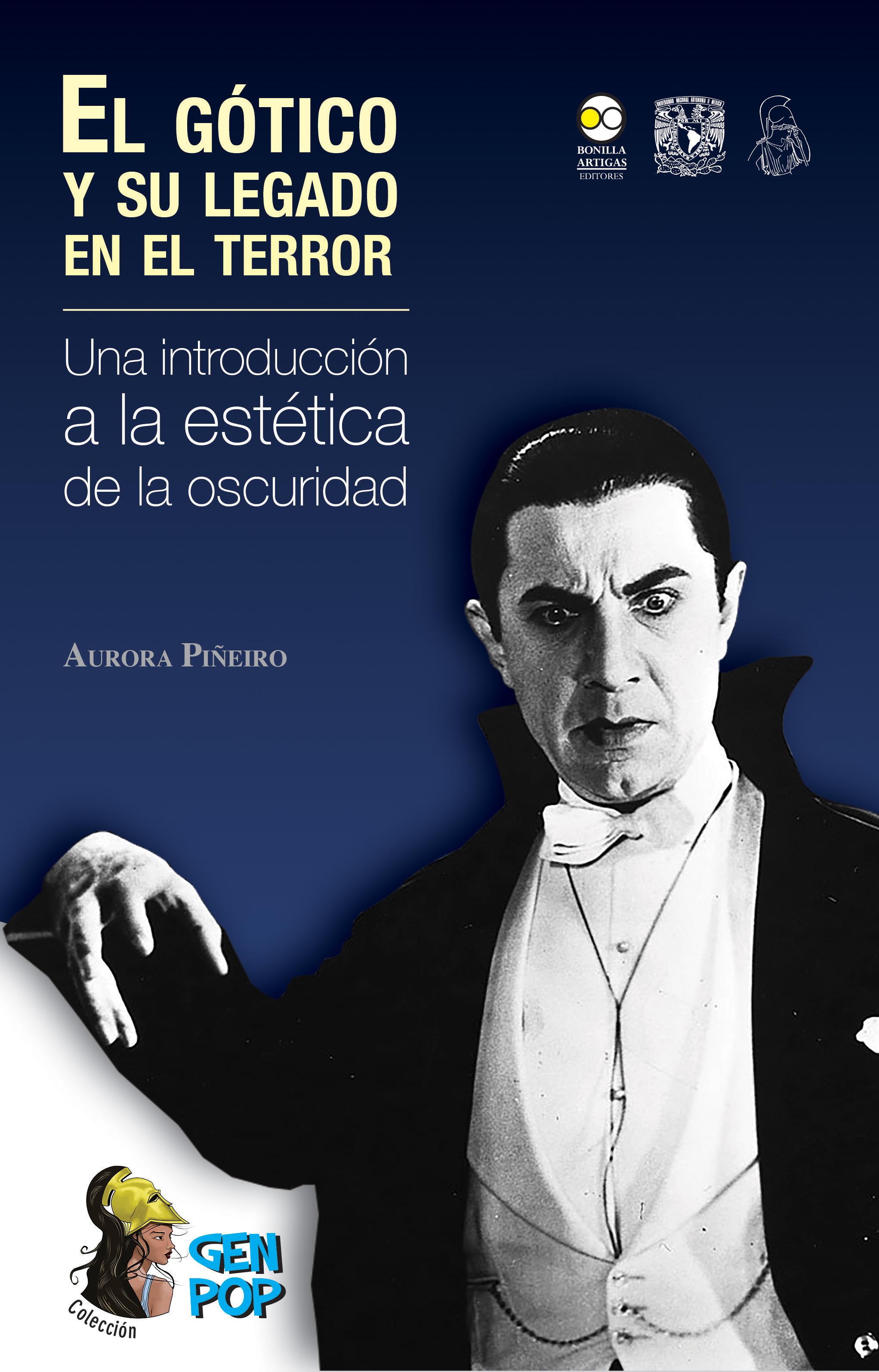 цена Aurora Piñeiro El gótico y su legado en el terror