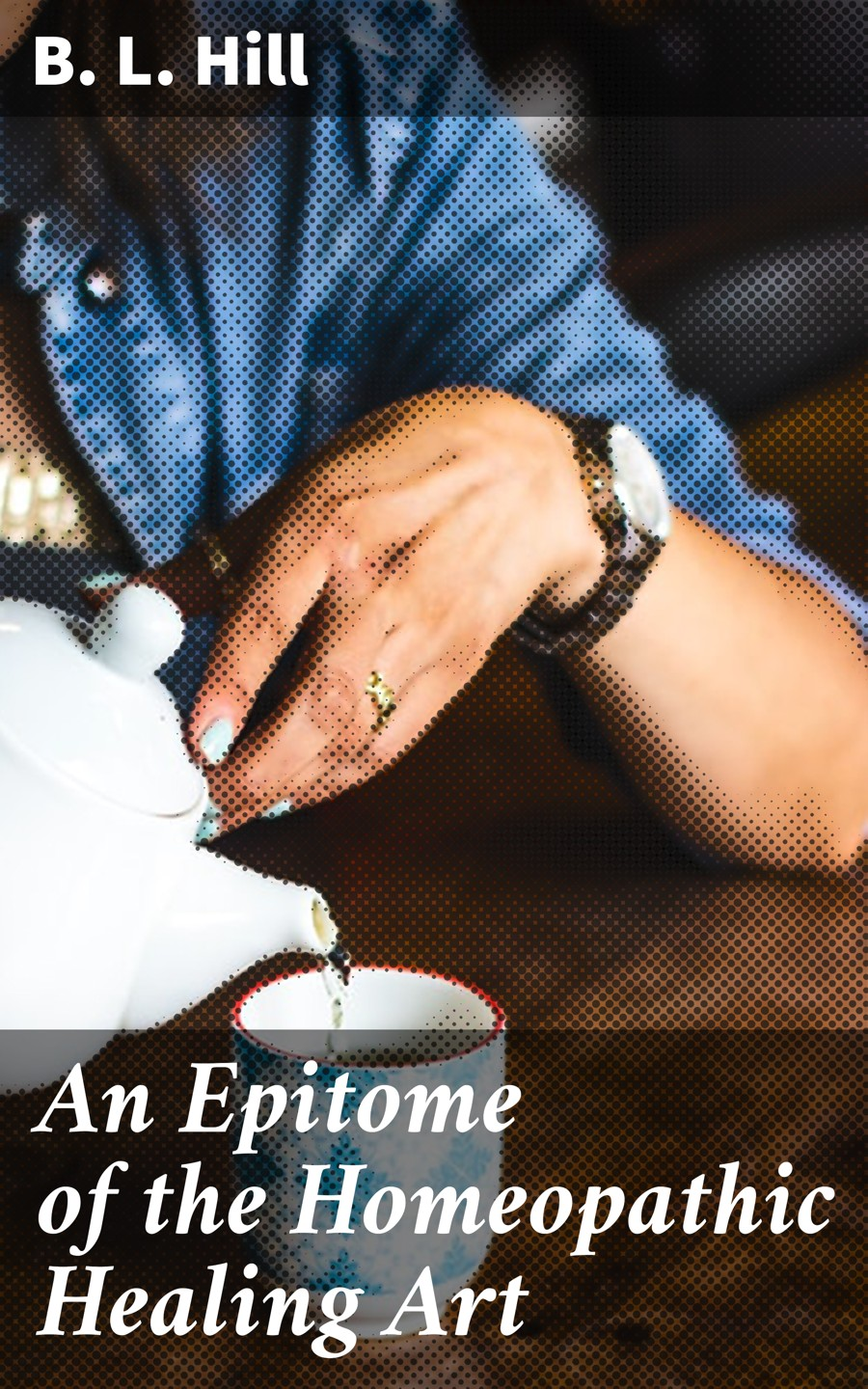 B. L. Hill An Epitome of the Homeopathic Healing Art the denver homeopathic college