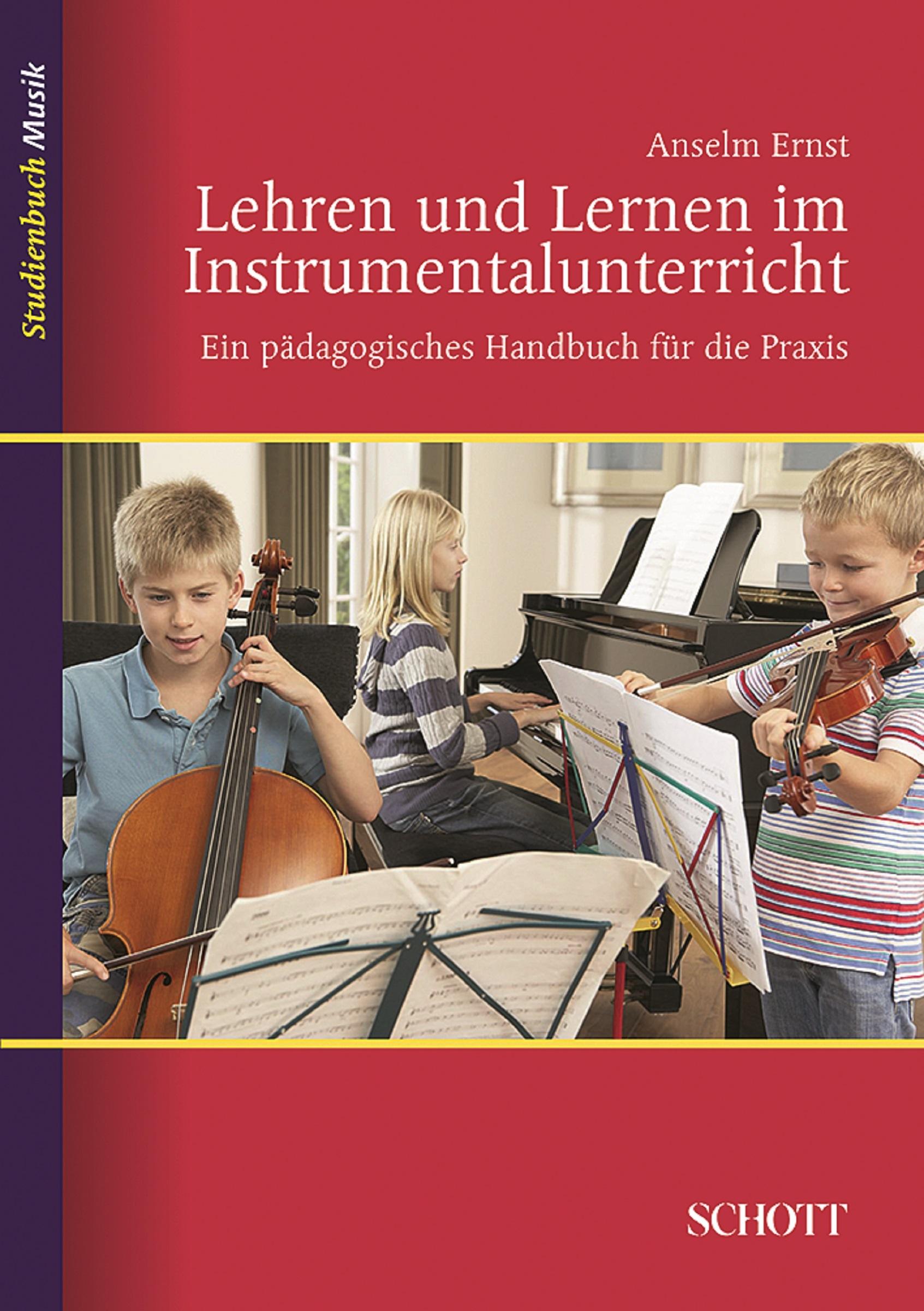 Ernst Anselm Lehren und Lernen im Instrumentalunterricht elisabeth schmolmüller lebenslanges lernen im berufsfeld der ergotherapie