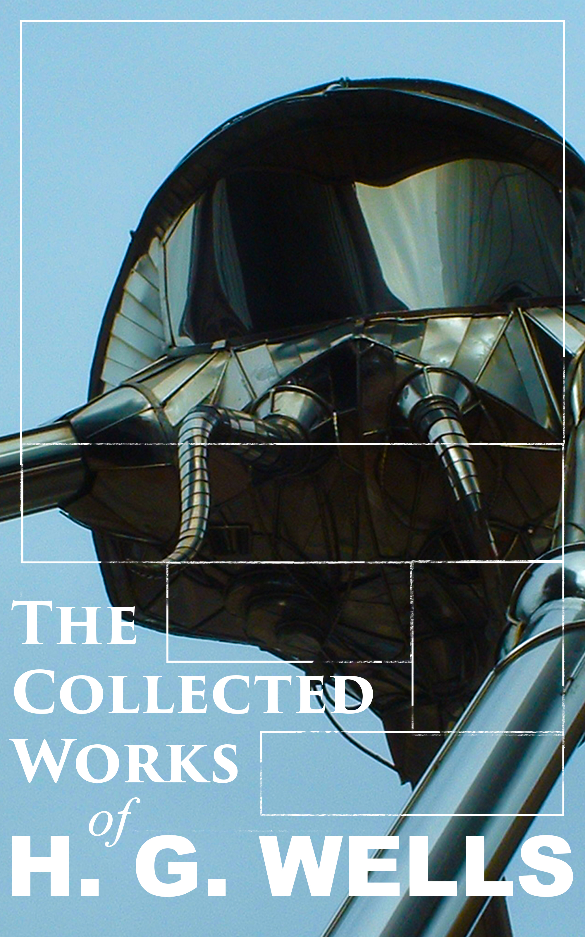 the collected works of h g wells