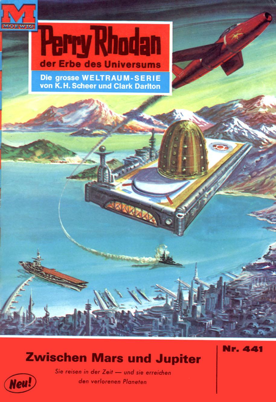 H.G. Ewers Perry Rhodan 441: Zwischen Mars und Jupiter h g ewers perry rhodan 1221 der oxtorner und der admiral