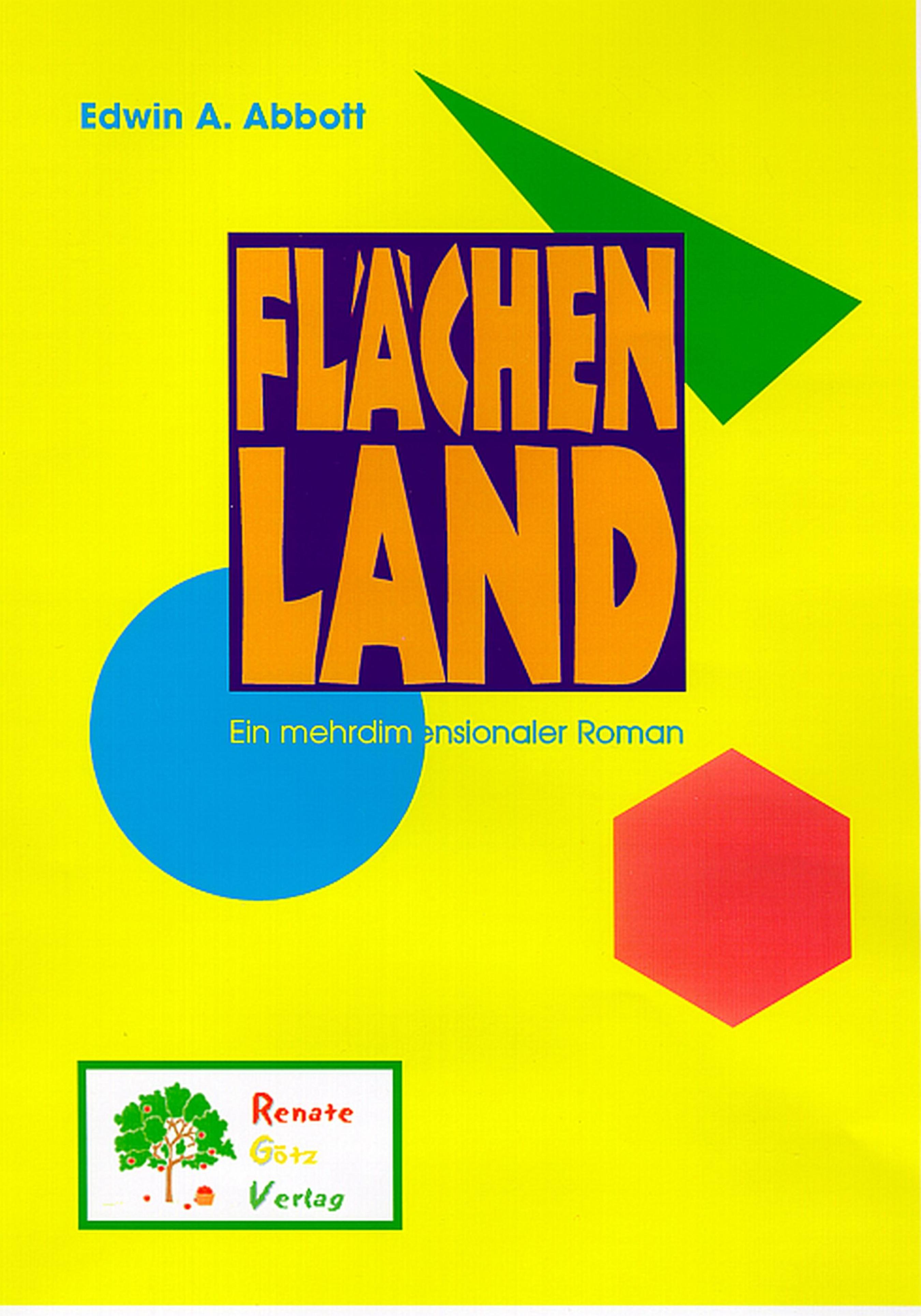 Edwin A. Abbott Flächenland недорого