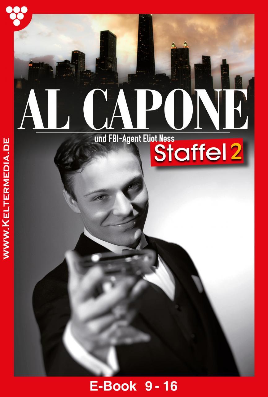 Al Cann Al Capone Staffel 2 – Kriminalroman