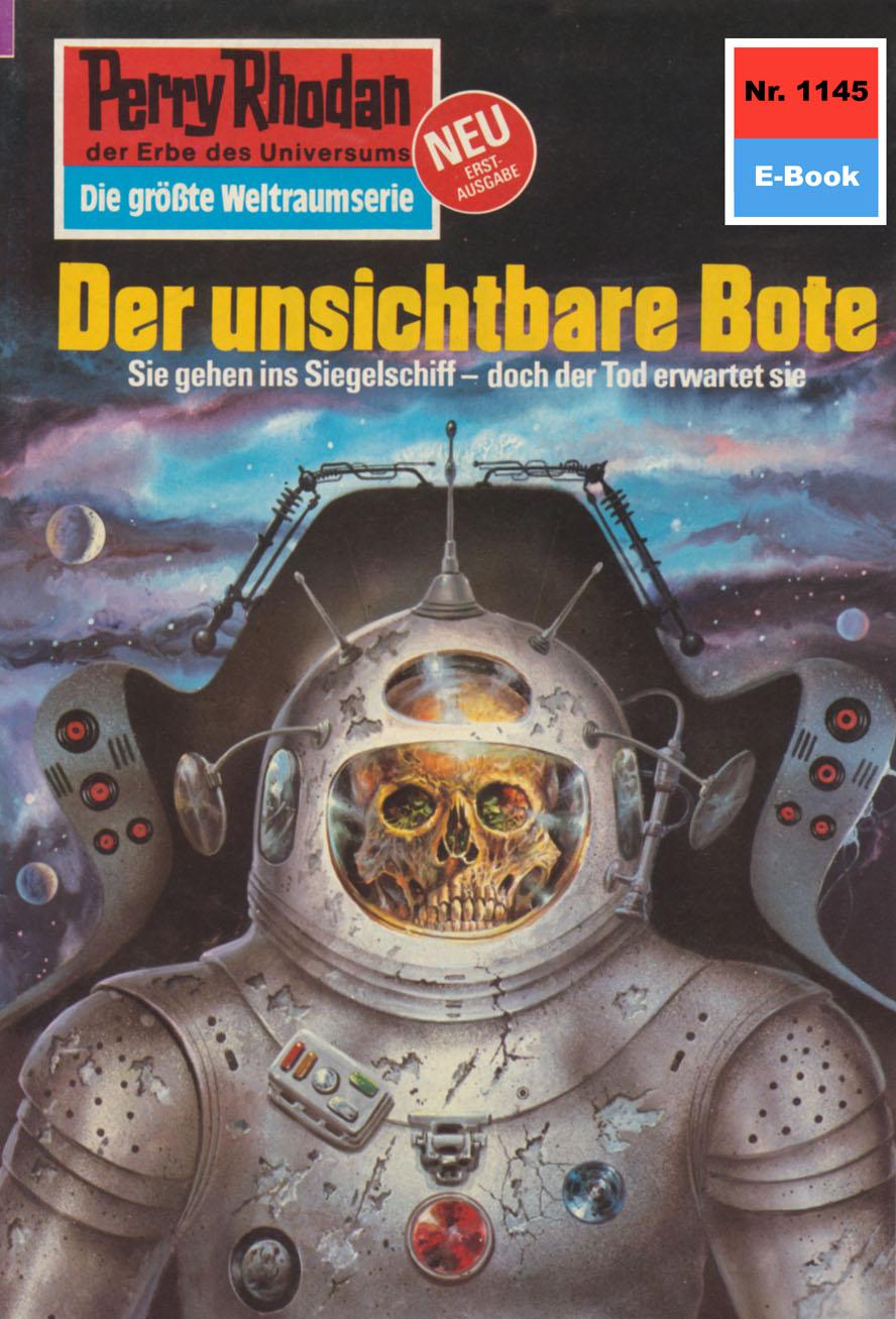 H.G. Ewers Perry Rhodan 1145: Der unsichtbare Bote h g ewers perry rhodan 951 ultimatum der orbiter