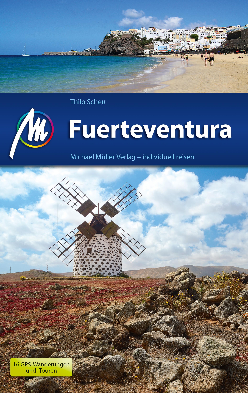 Thilo Scheu Fuerteventura Reiseführer Michael Müller Verlag scheu atlas der elektrokardiographie