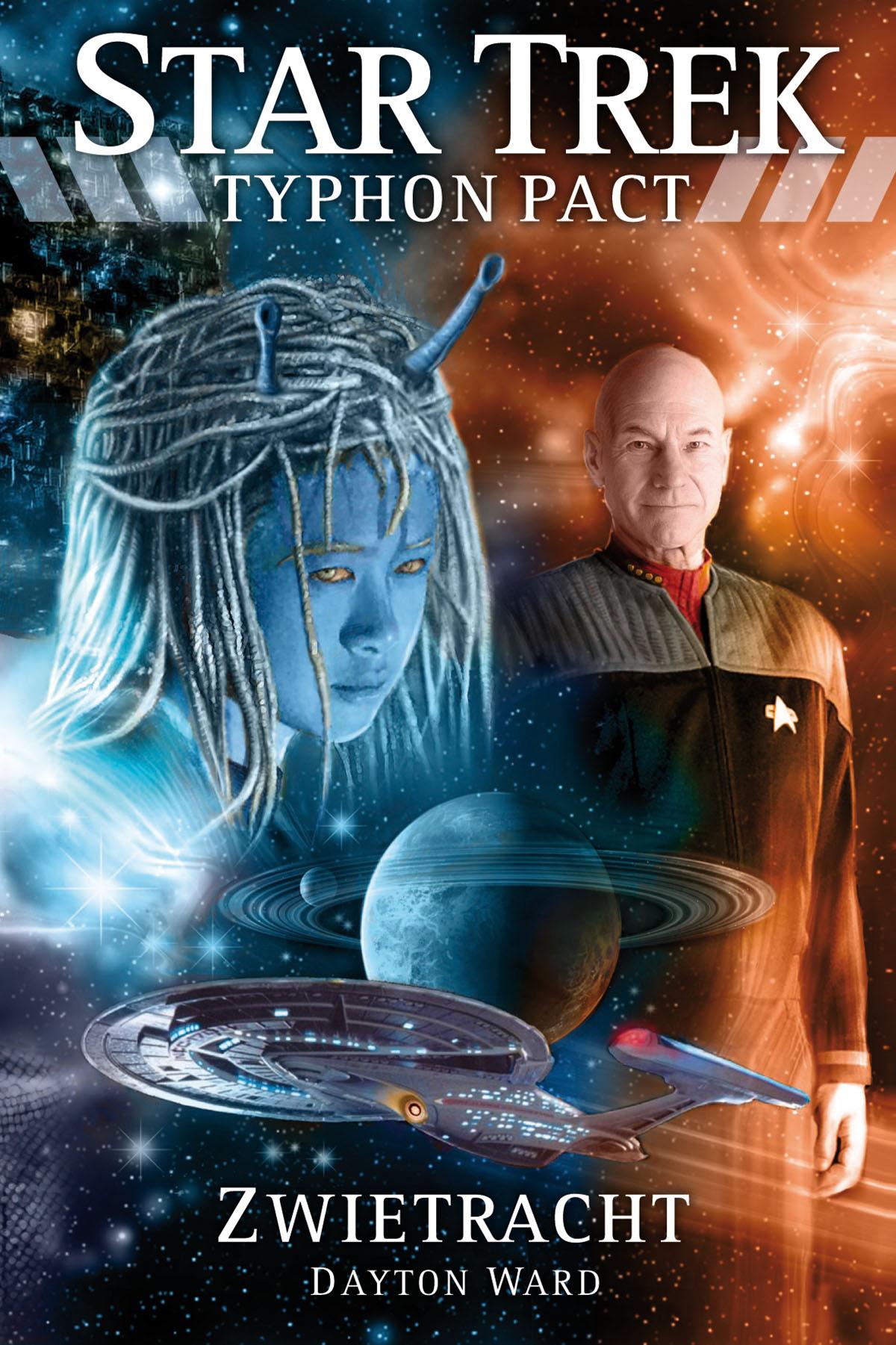 Dayton Ward Star Trek - Typhon Pact 4: Zwietracht david r iii george star trek typhon pact plagues of night