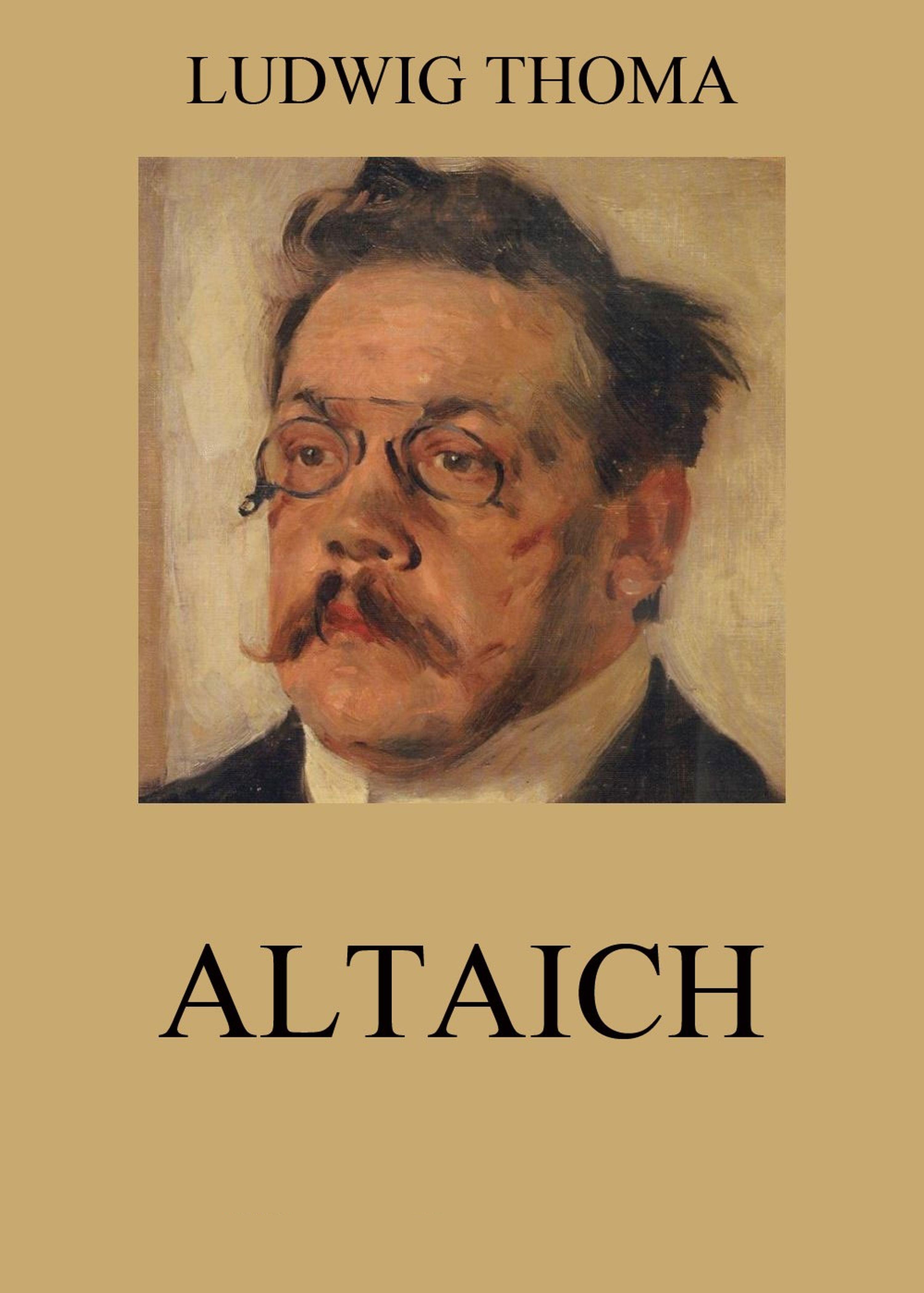 Ludwig Thoma Altaich ludwig thoma die wallfahrt