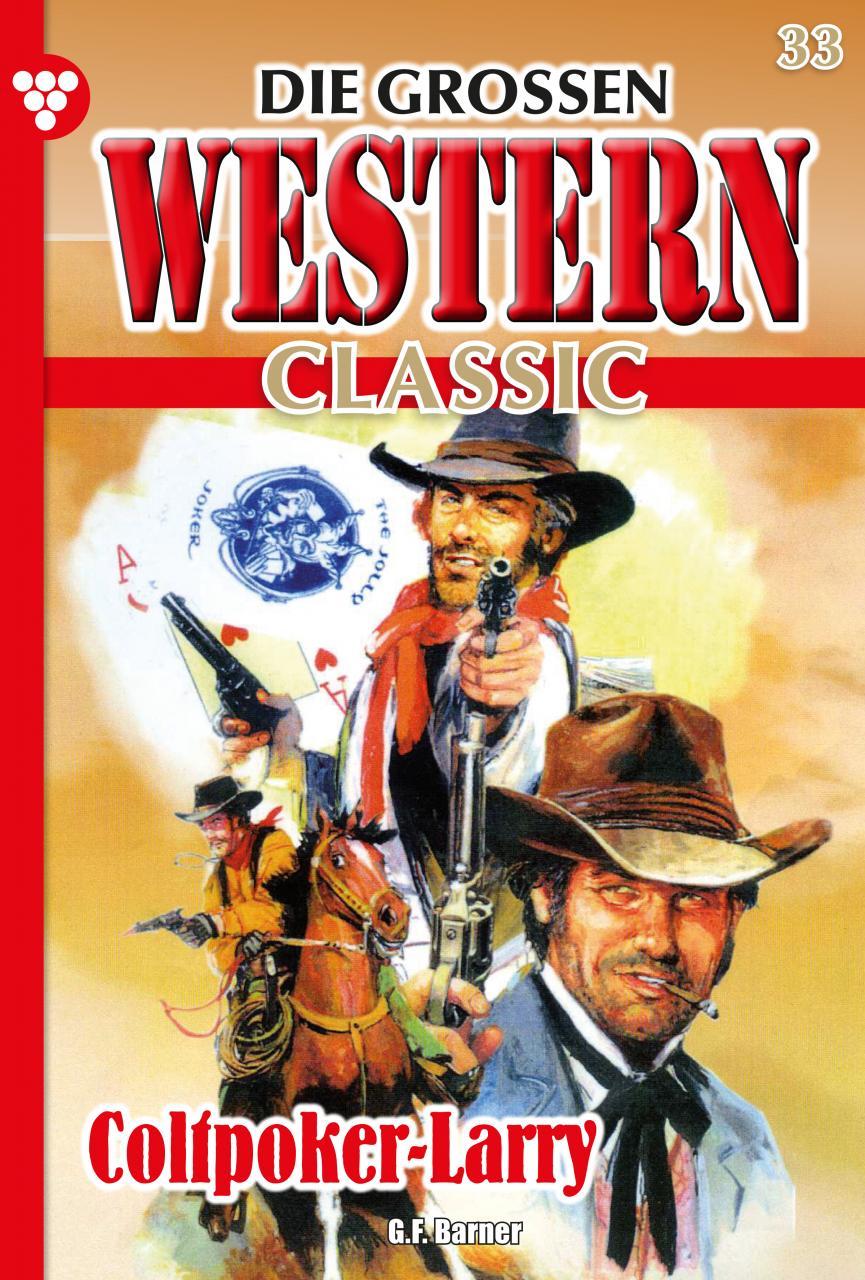 G.F. Barner Die großen Western Classic 33 – Western joe juhnke die großen western 179
