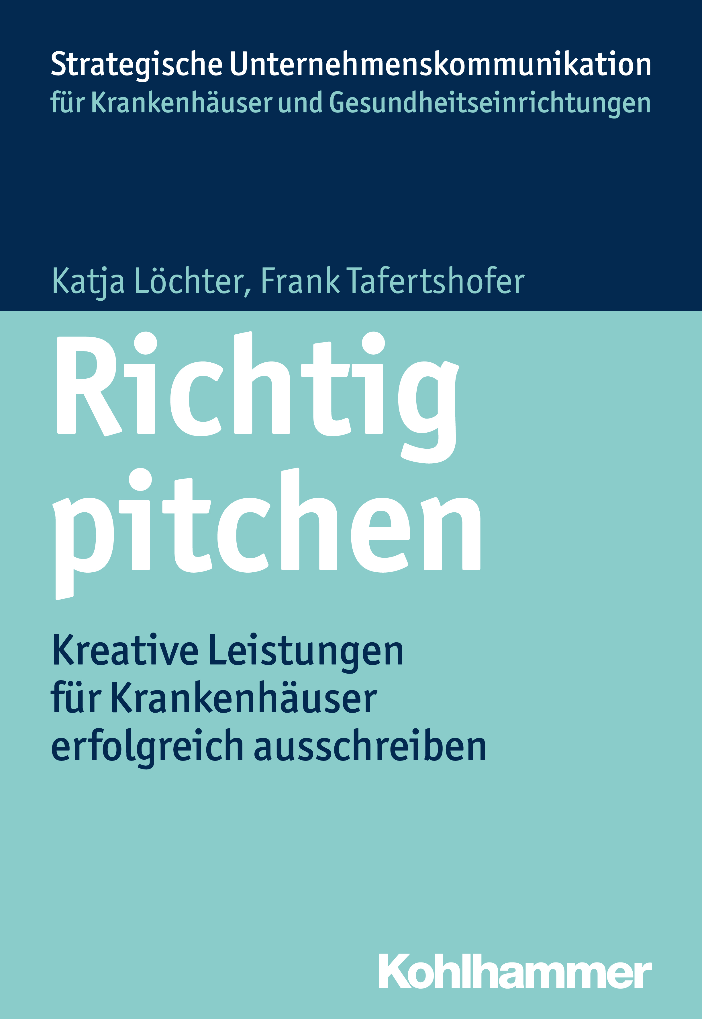 Katja Löchter Richtig pitchen katja kettu keevitaja