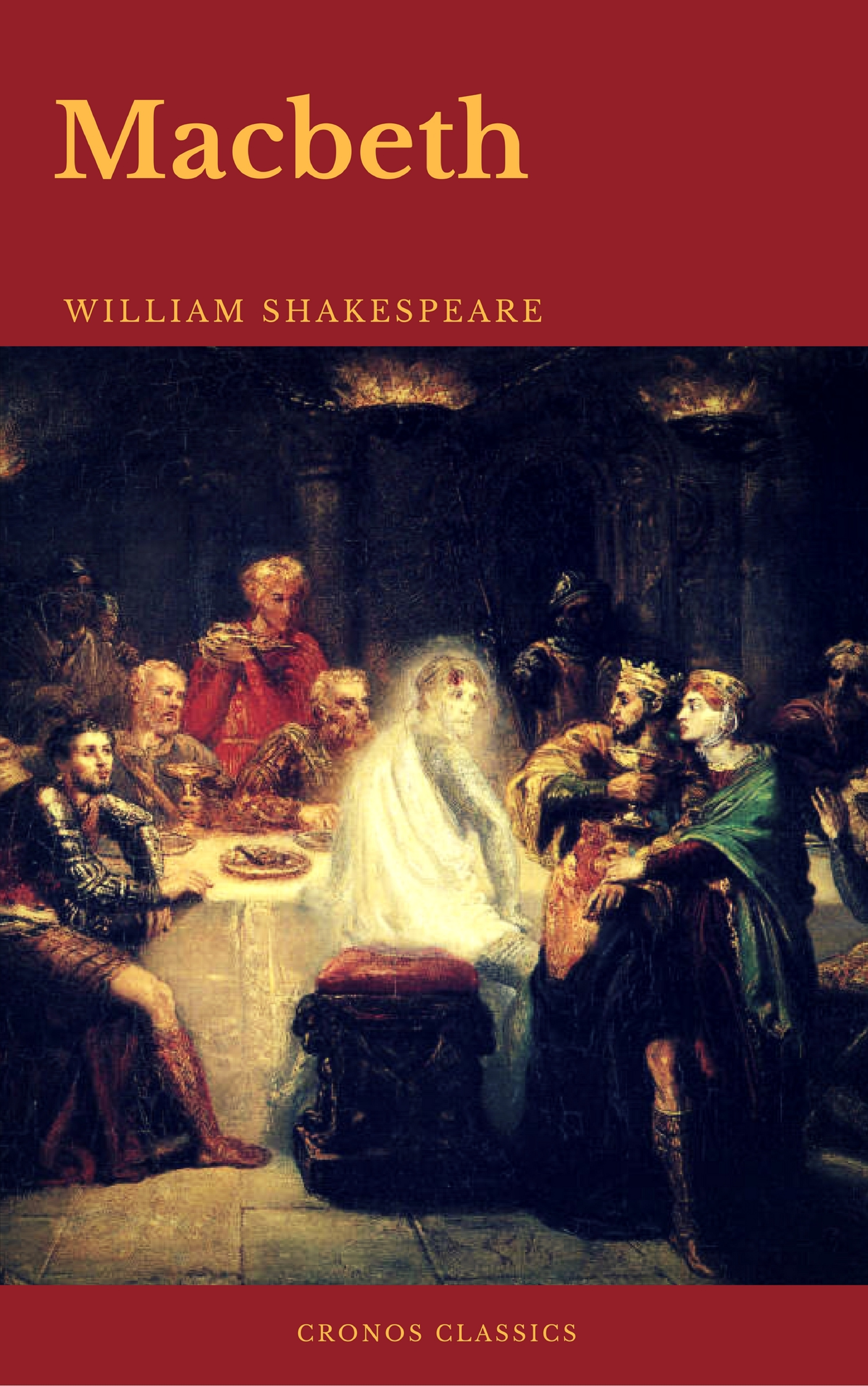 William Shakespeare Macbeth (Cronos Classics) shakespeare william macbeth