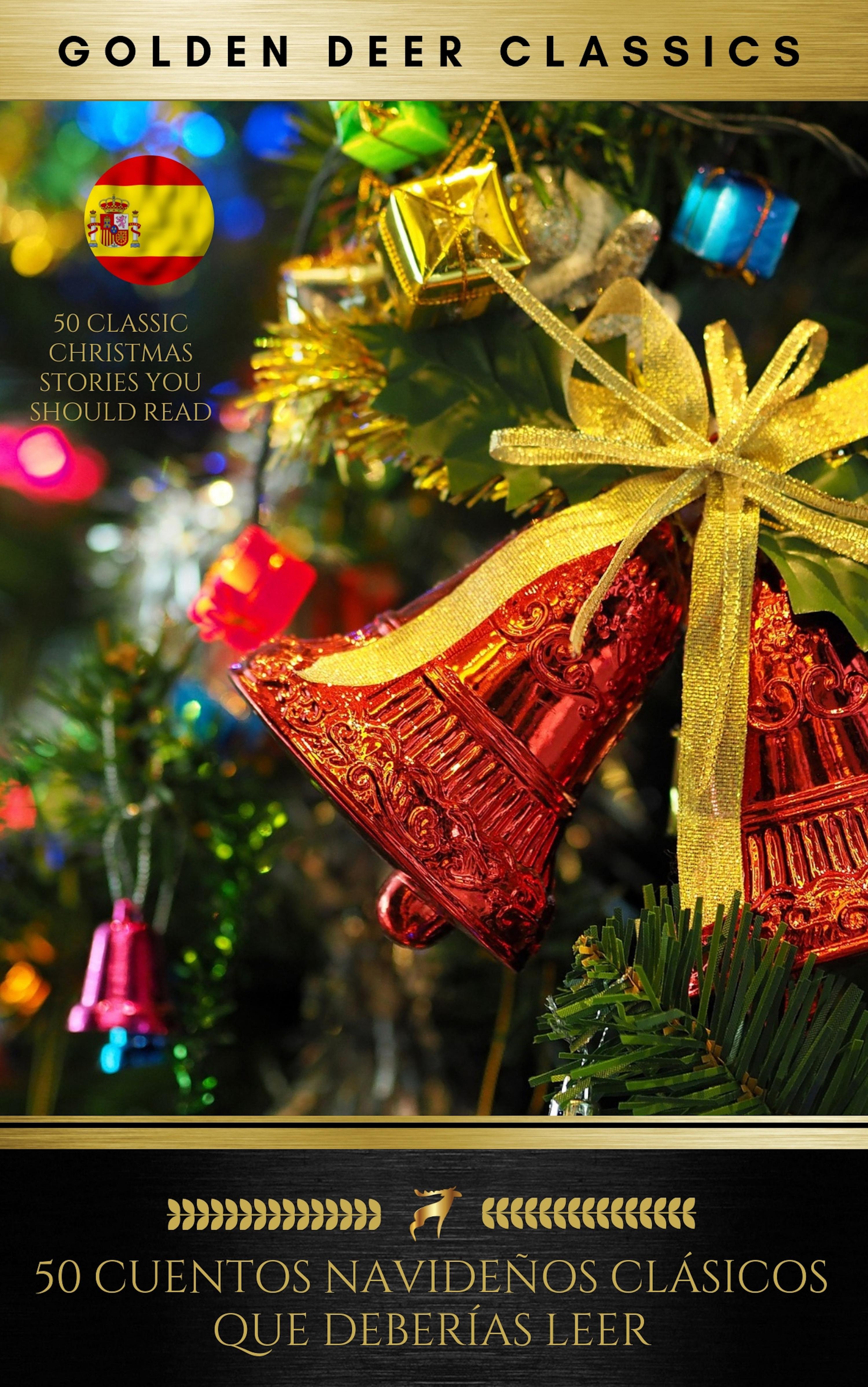50 cuentos navidenos clasicos que deberias leer golden deer classics