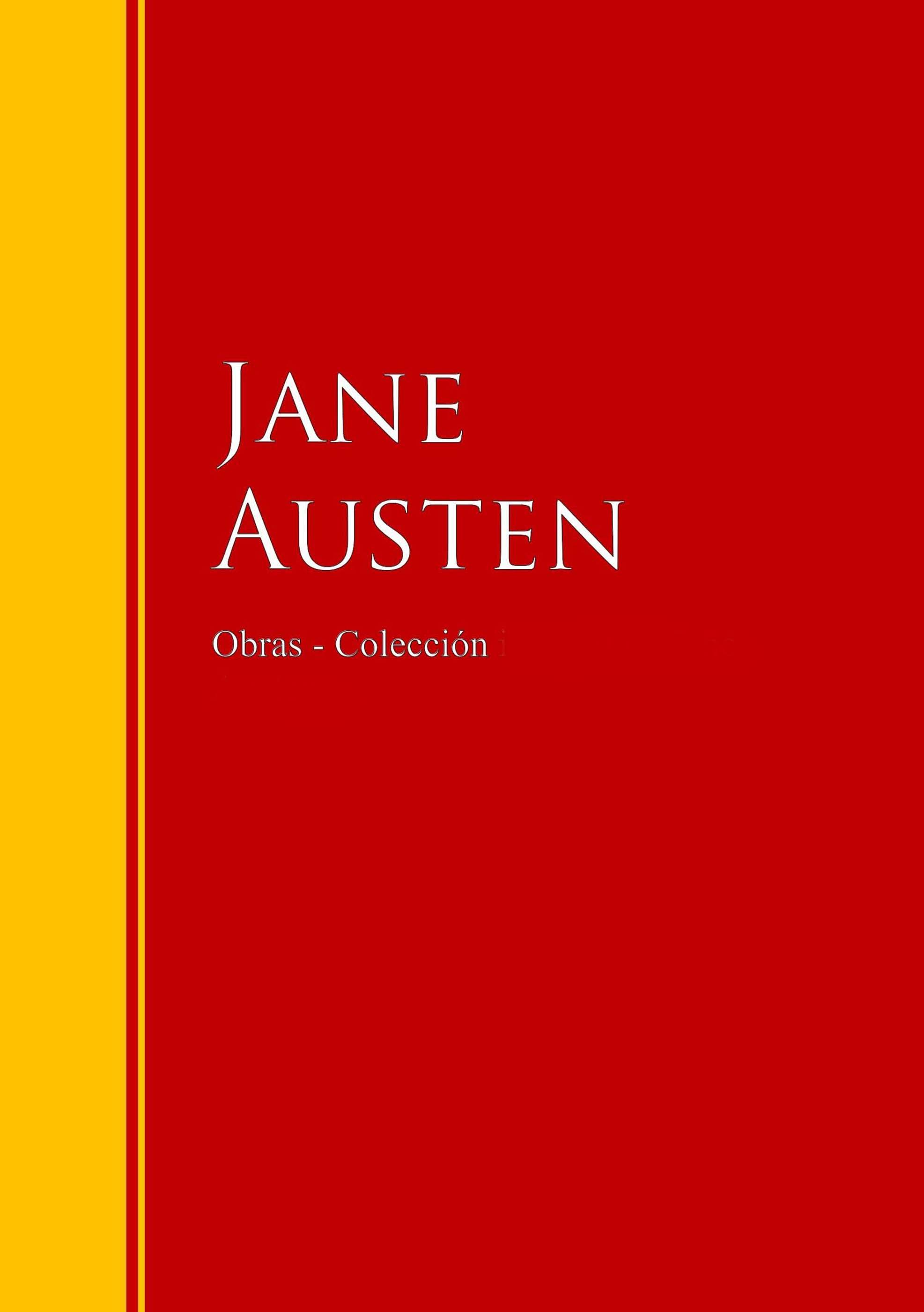 obras coleccion de jane austen