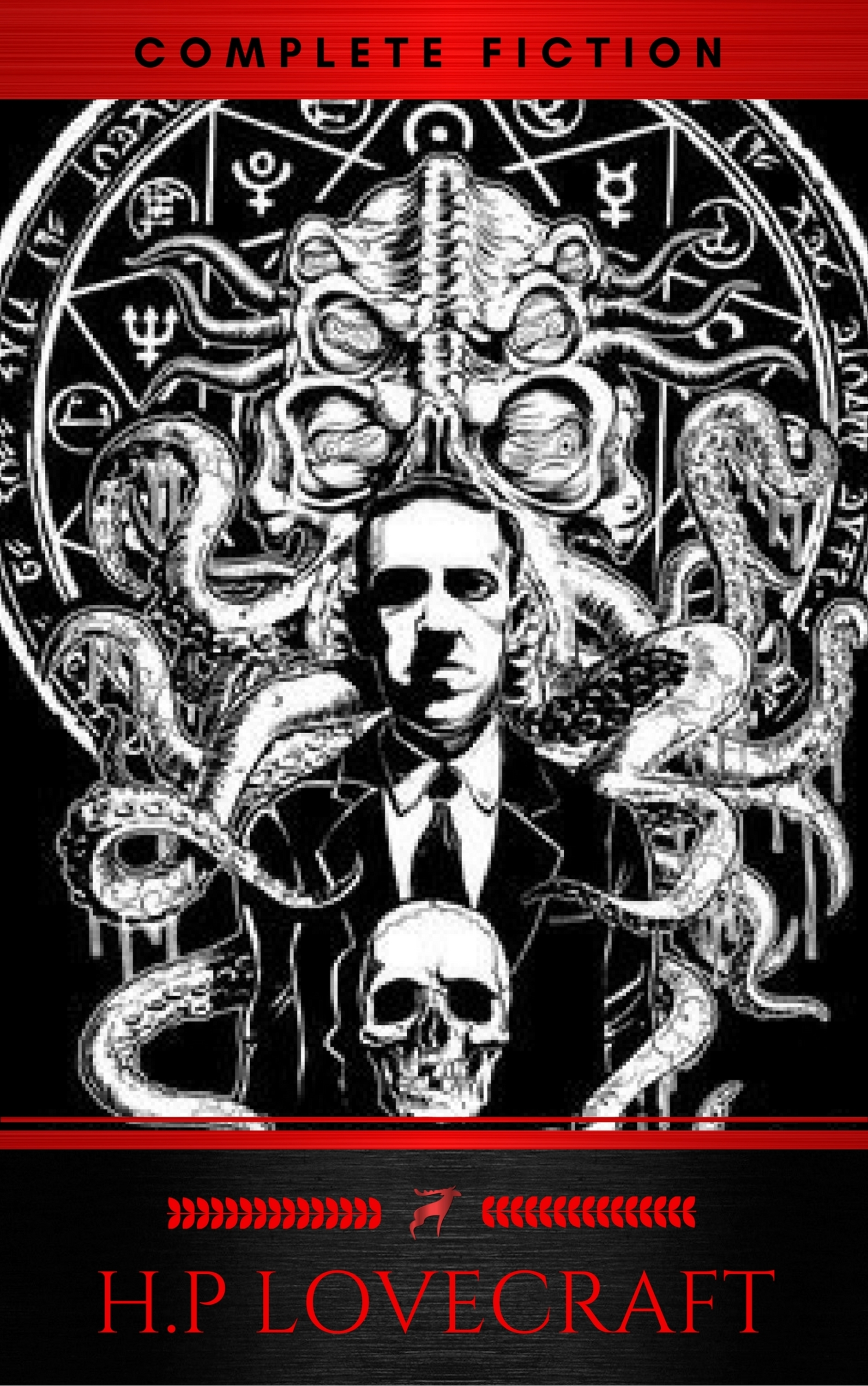 Говард Филлипс Лавкрафт H. P. Lovecraft: The Complete Collection h p lovecraft the complete fiction of h p lovecraft