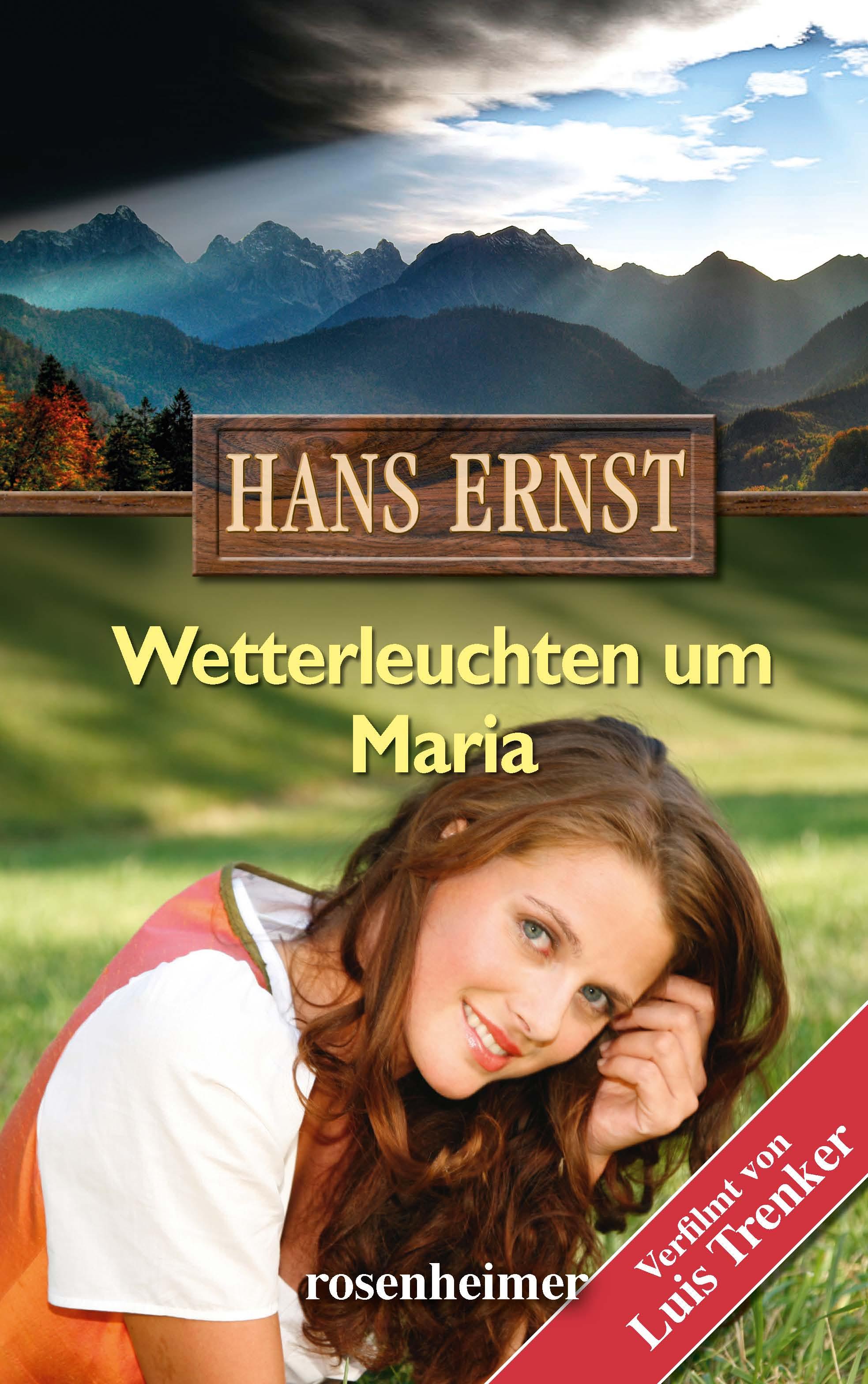 Hans Ernst Wetterleuchten um Maria kinck hans ernst italienere