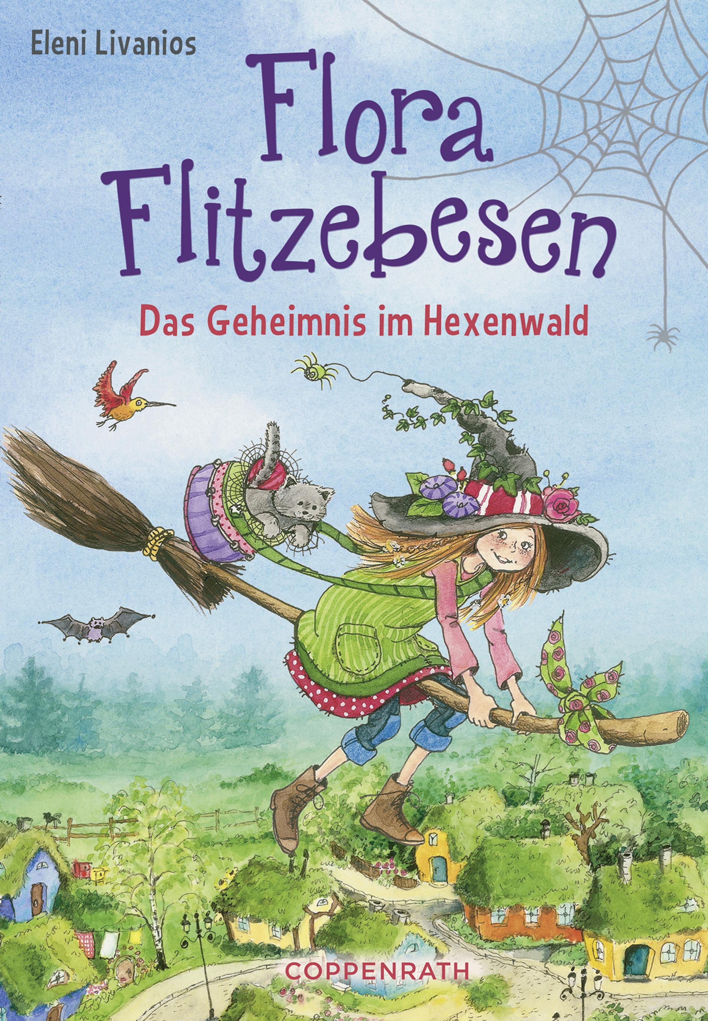 Eleni Livanios Flora Flitzebesen - Band 1 eleni bizas learning senegalese sabar
