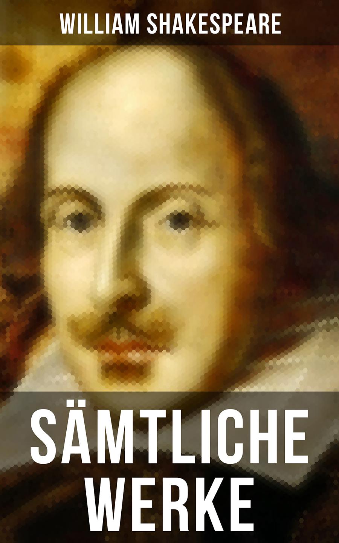 samtliche werke von william shakespeare