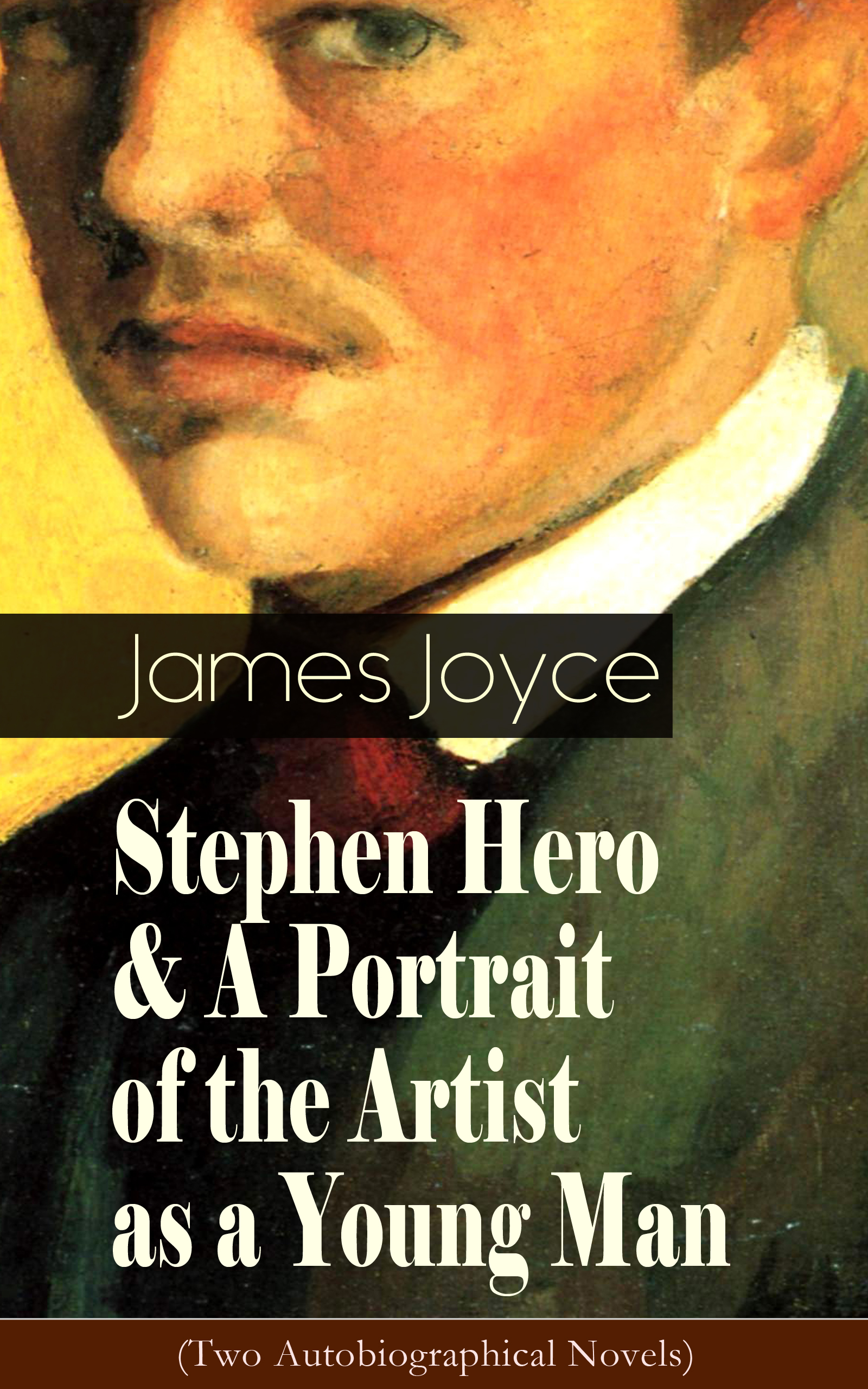 James Joyce Stephen Hero & A Portrait of the Artist as a Young Man (Two Autobiographical Novels) james joyce a portrait of the artist as a young man