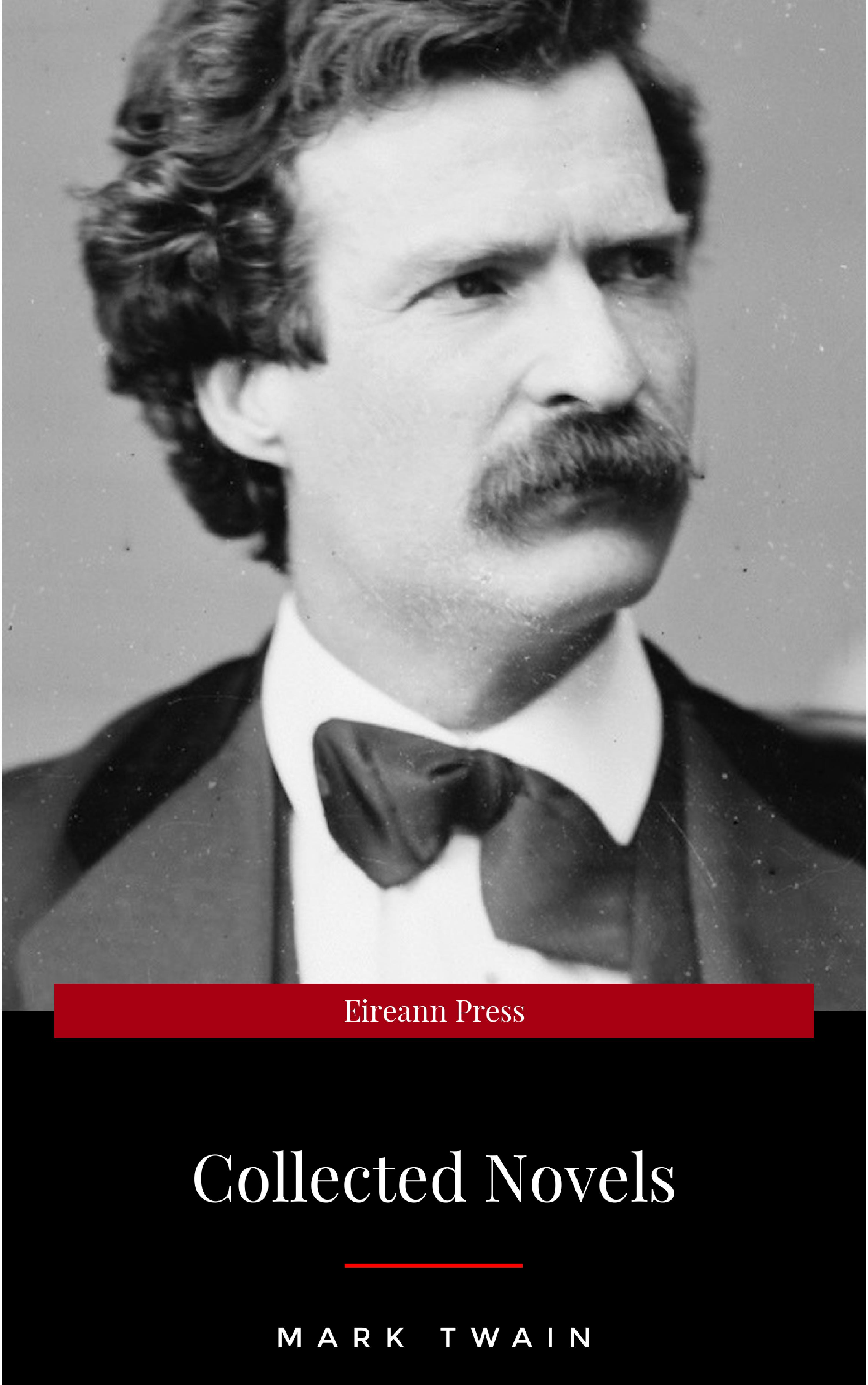 mark twain five novels library of essential writers series