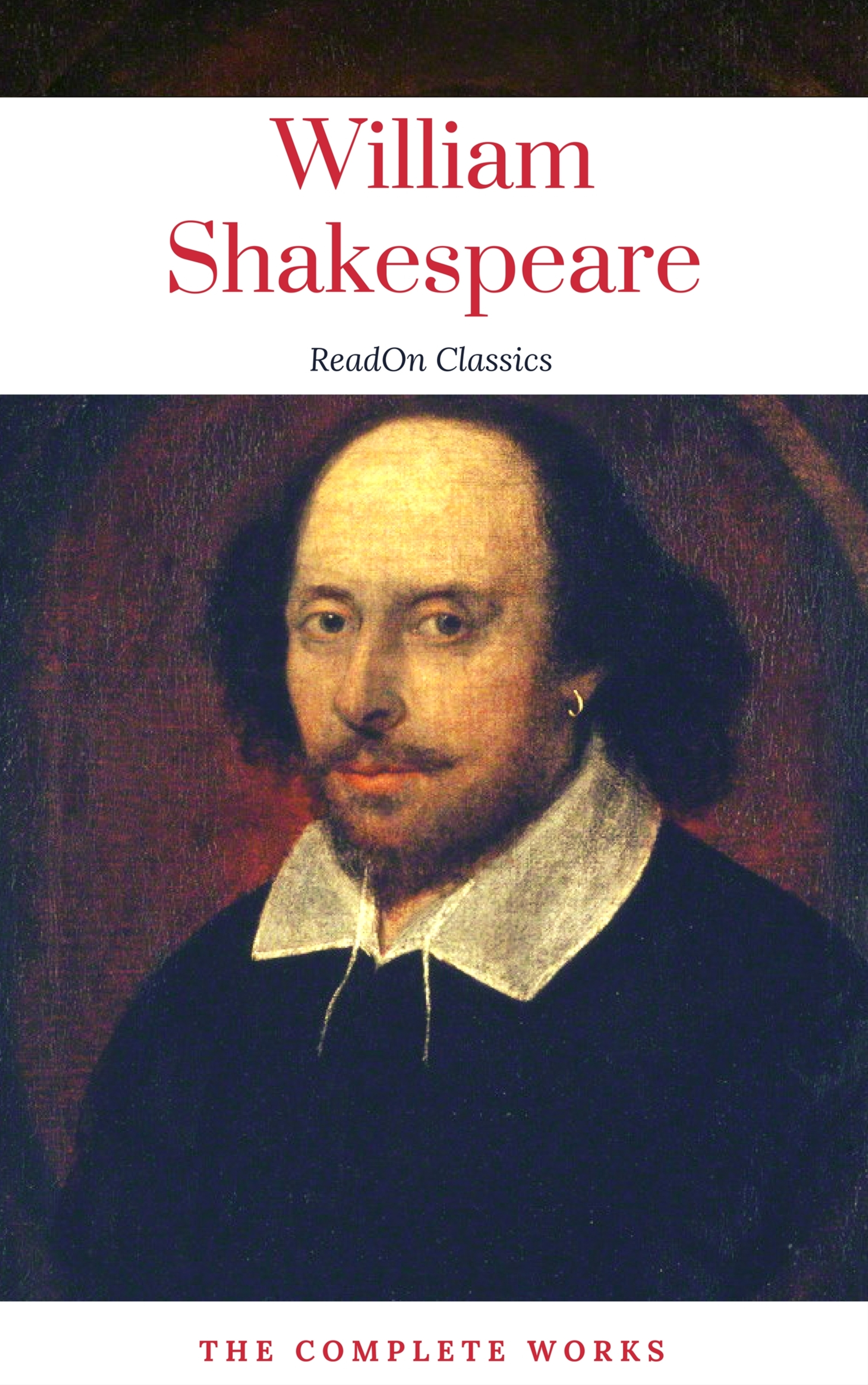 the actually complete works of william shakespeare readon classics