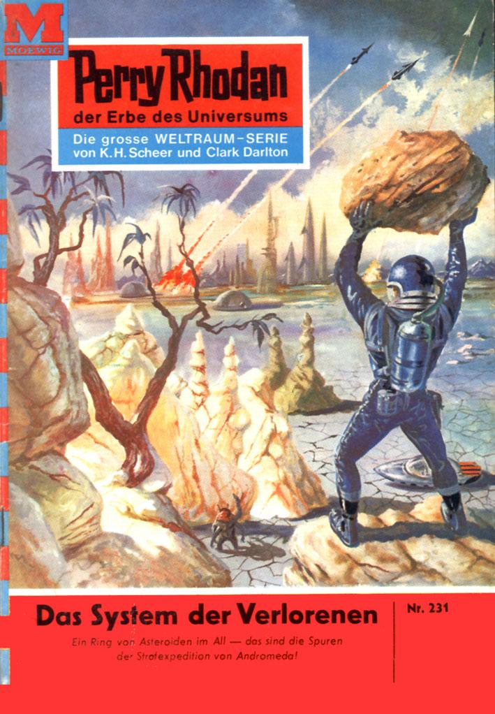Kurt Mahr Perry Rhodan 231: Das System der Verlorenen kurt mahr perry rhodan 113 der loower und das auge silberband