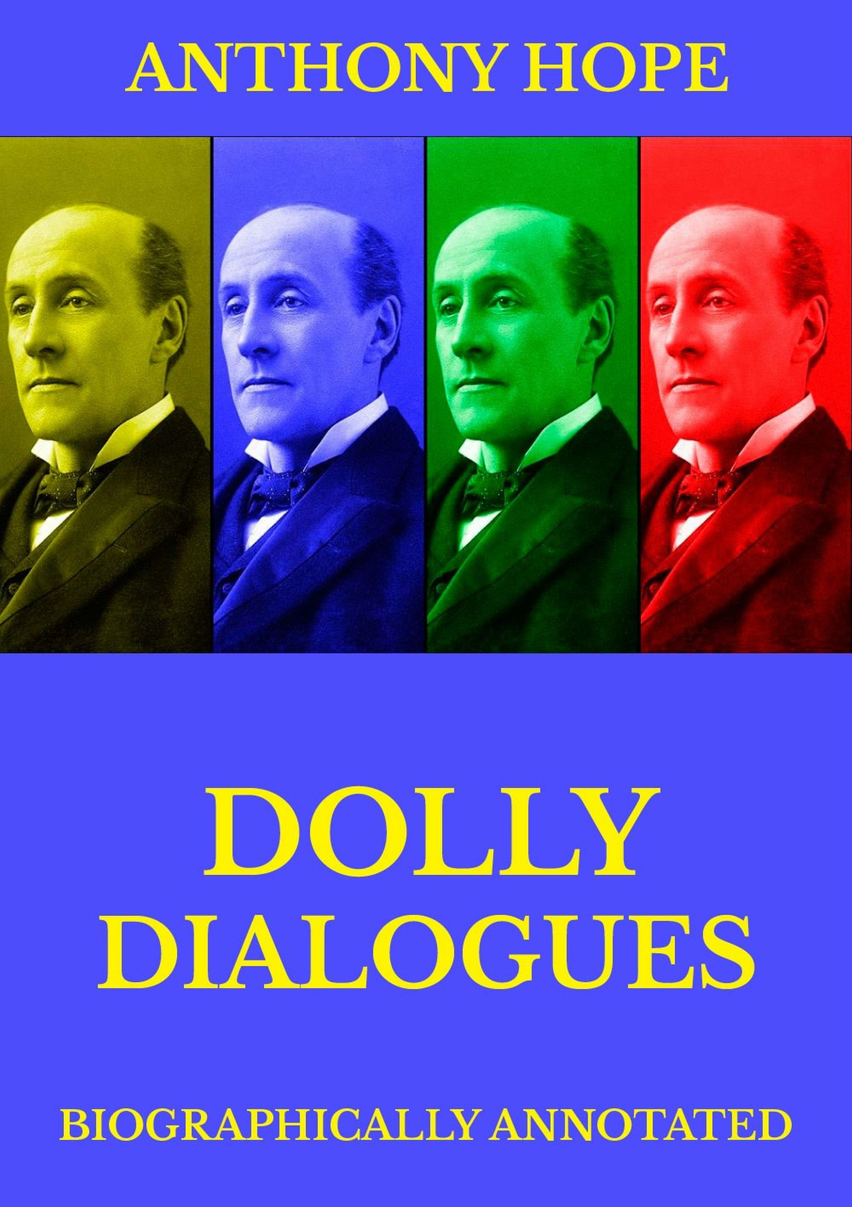 Anthony Hope Dolly Dialogues moroccan dialogues