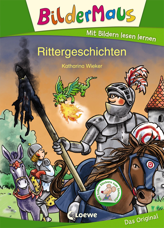 Katharina Wieker Bildermaus - Rittergeschichten