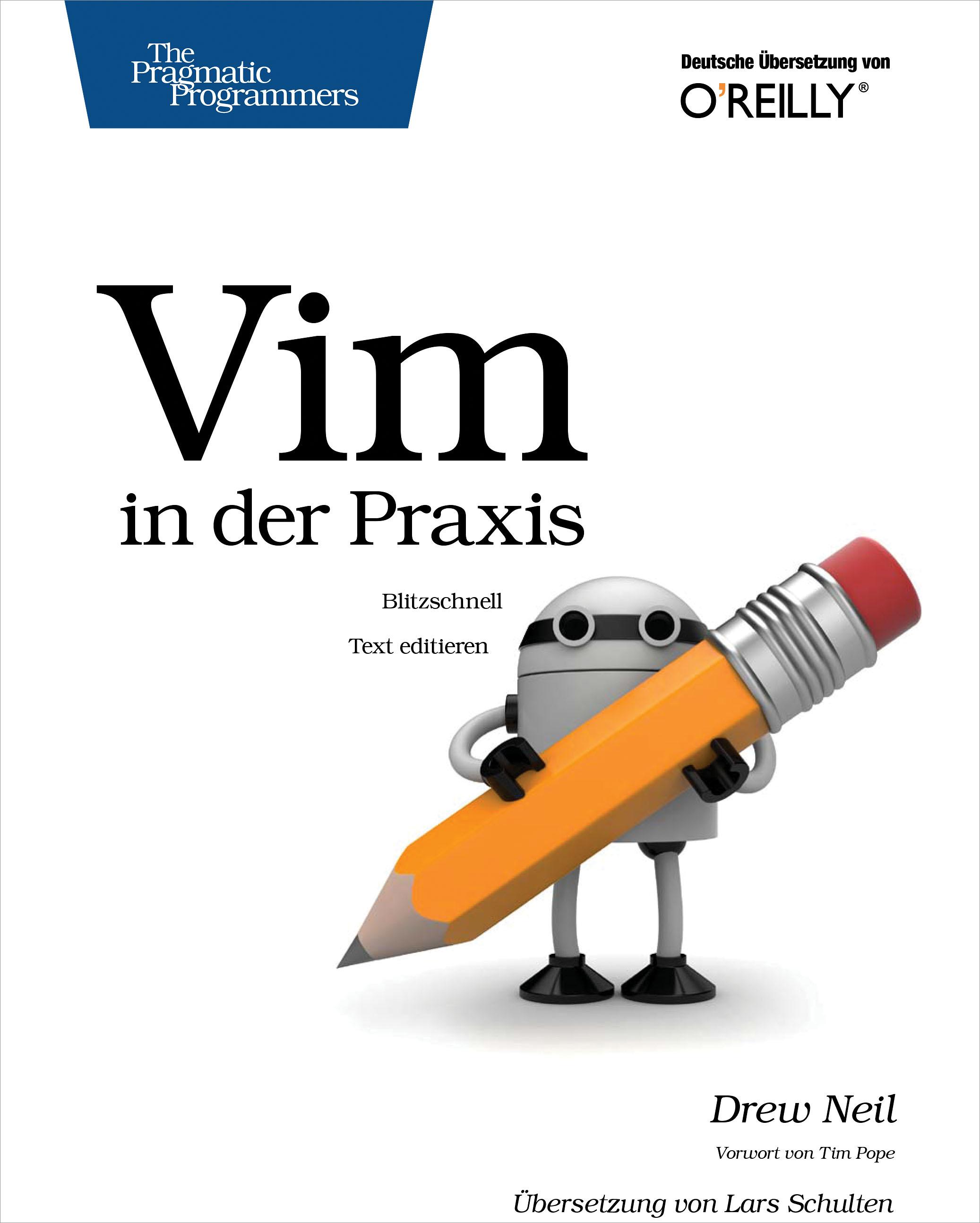 Drew Neil Vim in der Praxis - blitzschnell Text editieren умная кофеварка vim