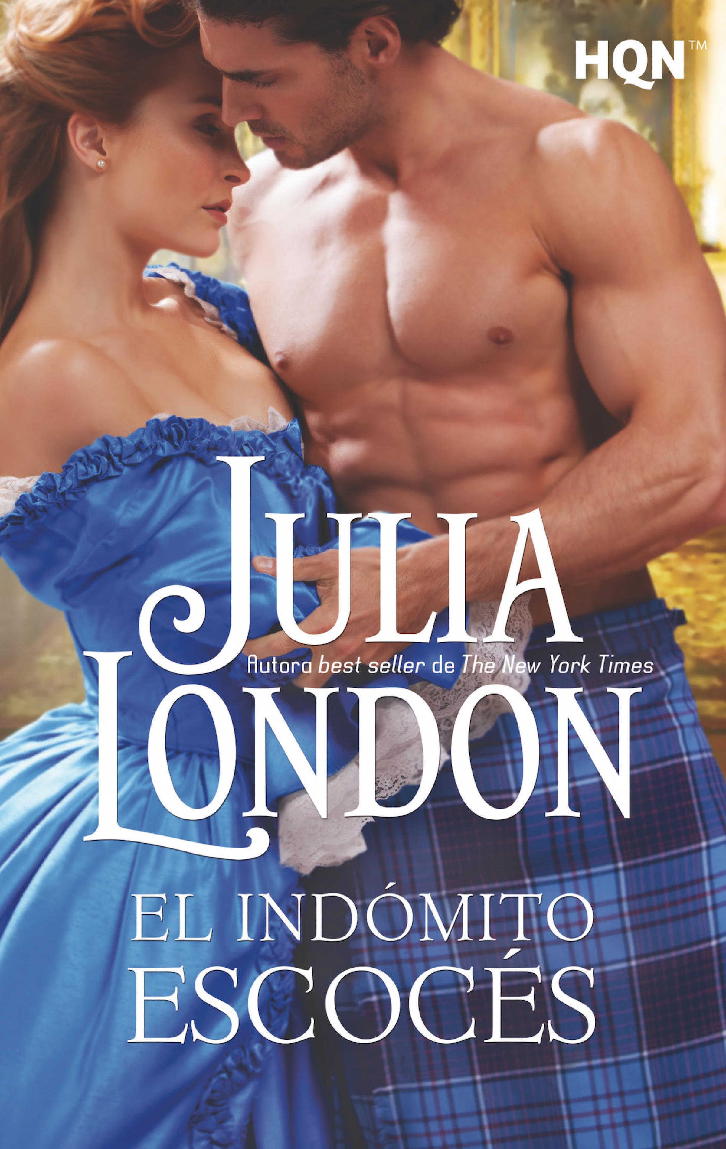 Julia London El indómito escocés julia london uwieść lorda